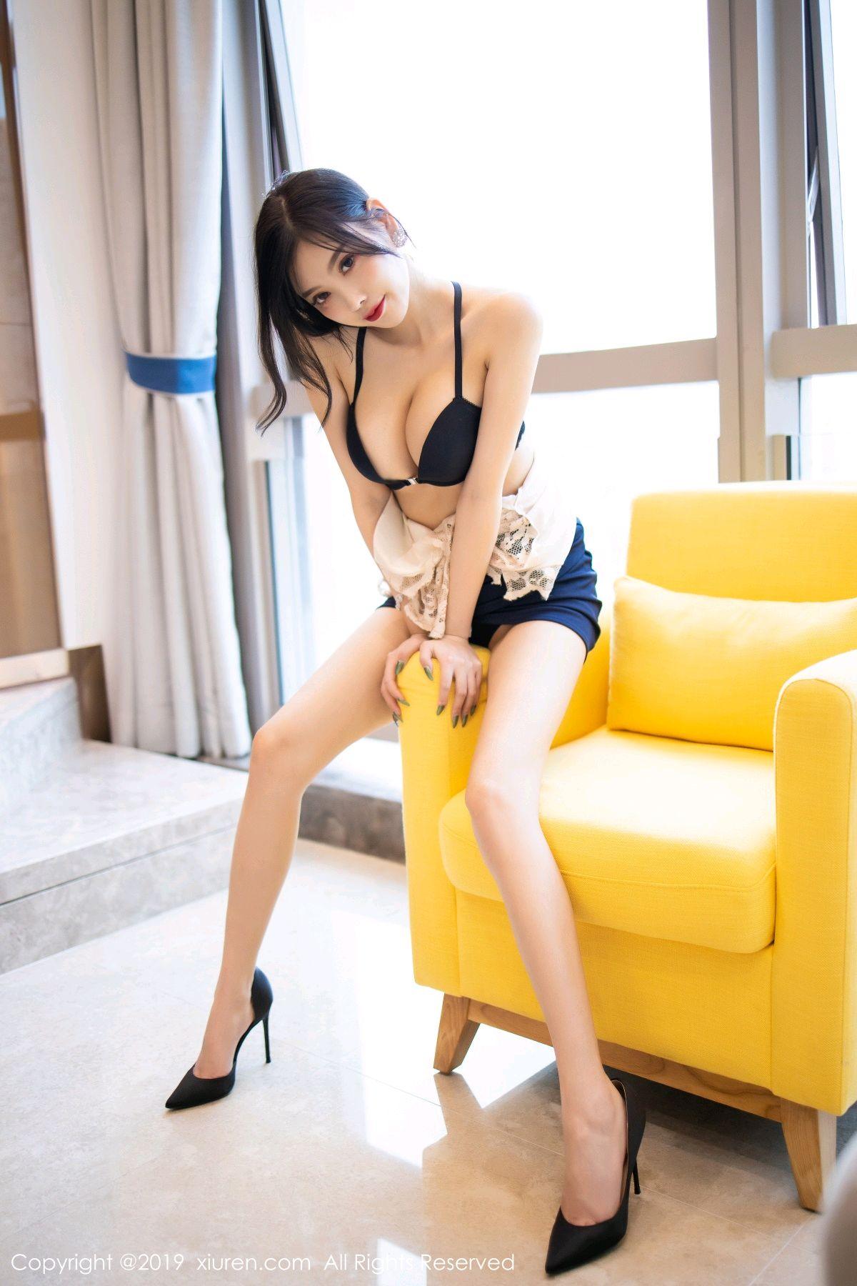 [XiuRen] Vol.1717 Yang Chen Chen 51P, Tall, Underwear, Xiuren, Yang Chen Chen