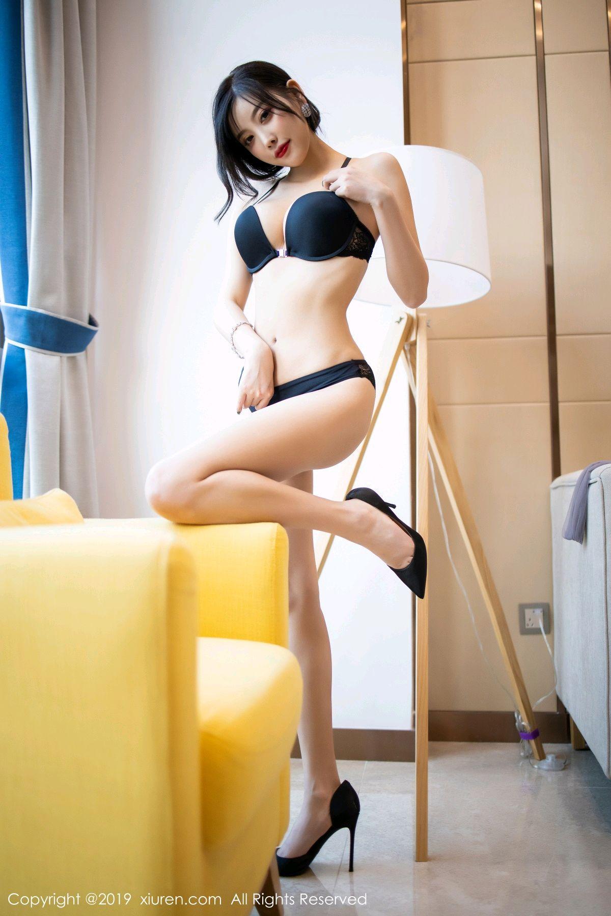 [XiuRen] Vol.1717 Yang Chen Chen 57P, Tall, Underwear, Xiuren, Yang Chen Chen