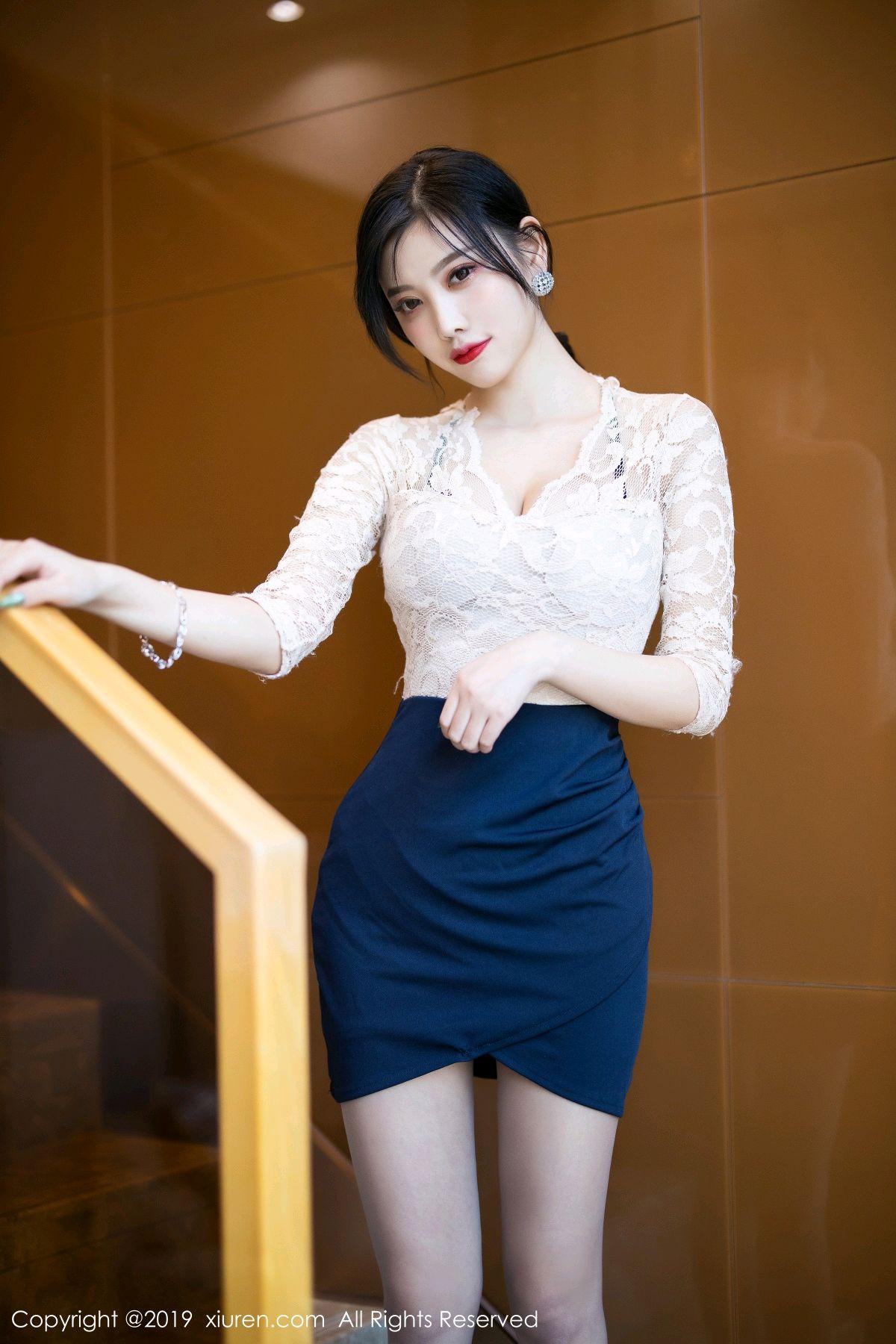[XiuRen] Vol.1717 Yang Chen Chen 6P, Tall, Underwear, Xiuren, Yang Chen Chen