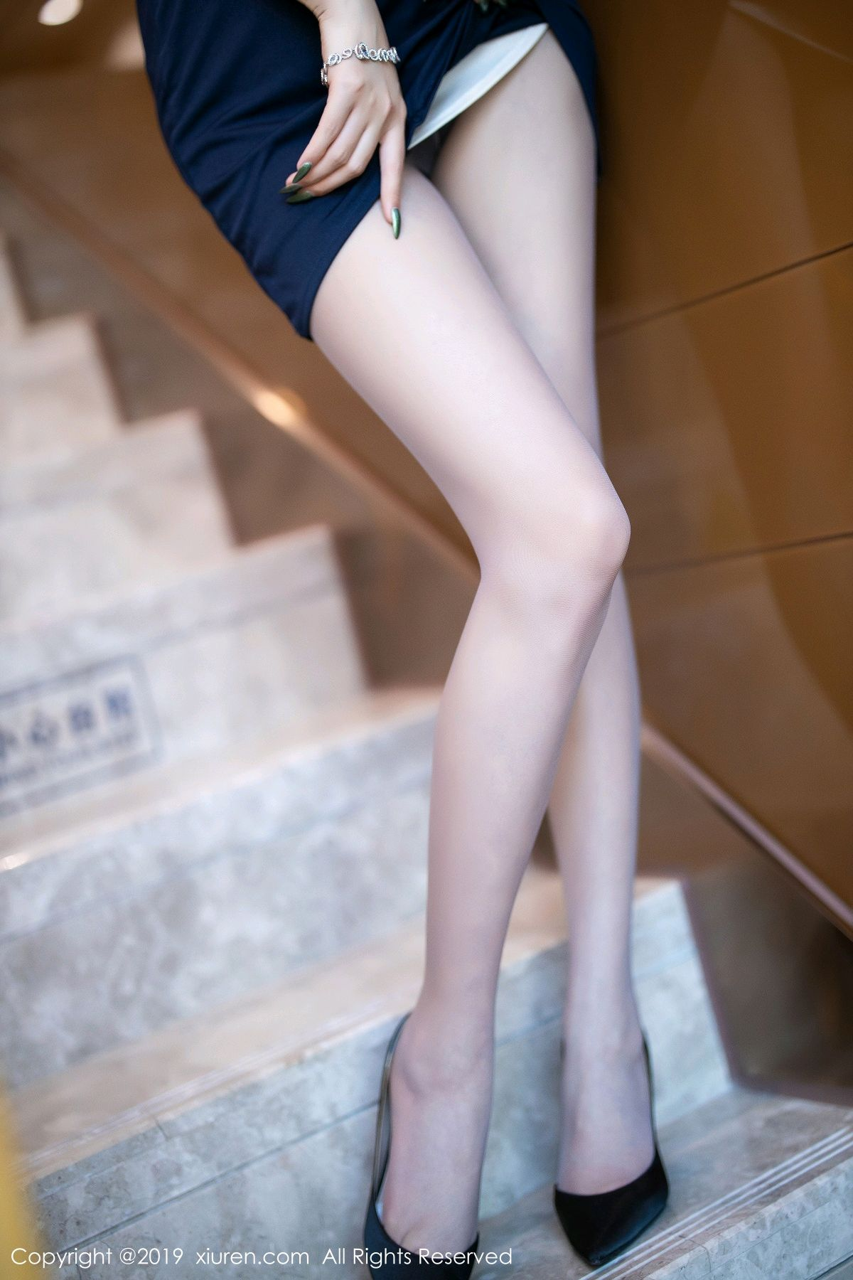[XiuRen] Vol.1717 Yang Chen Chen 8P, Tall, Underwear, Xiuren, Yang Chen Chen