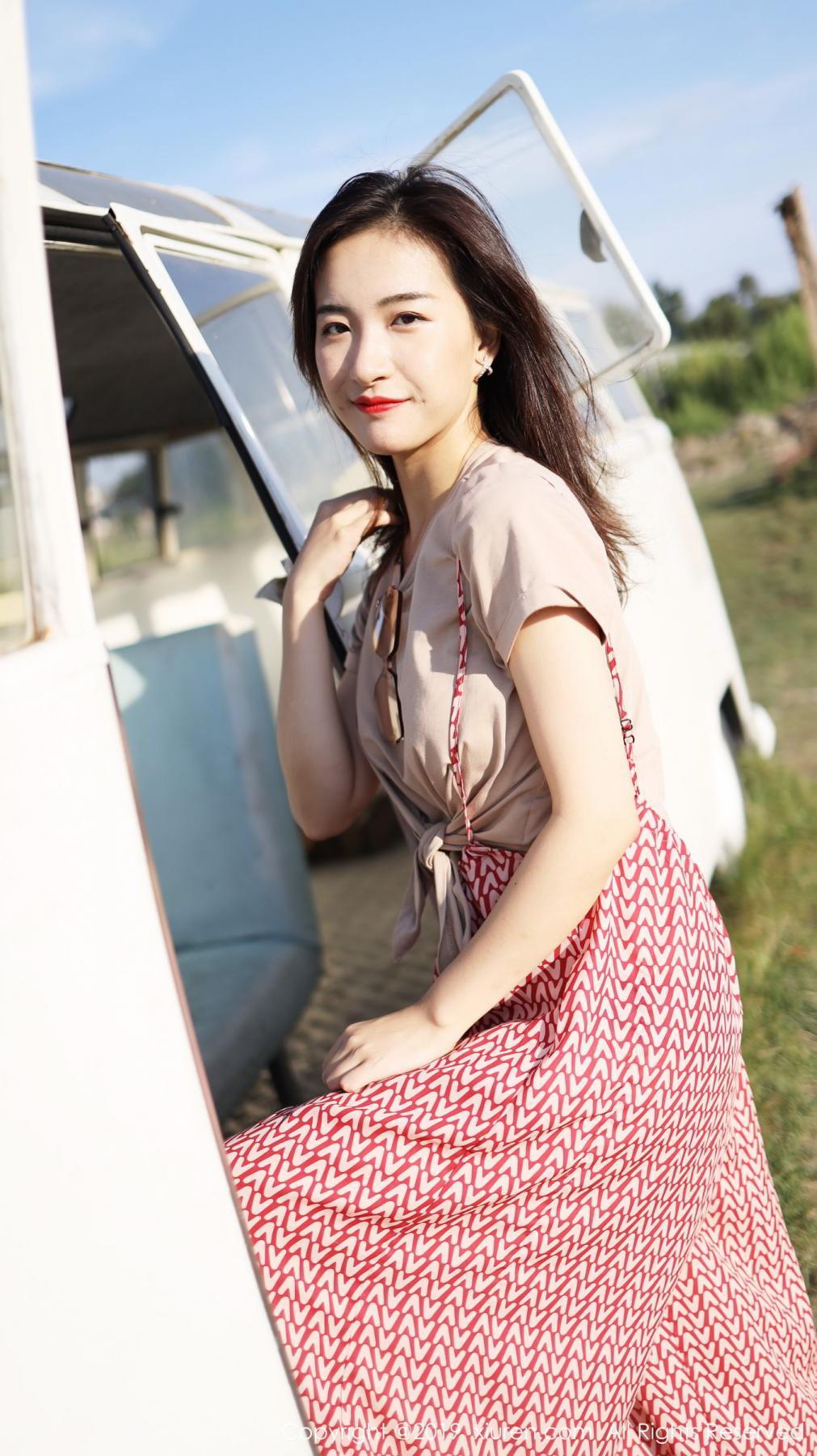 [XiuRen] Vol.1718 Gong Tian Yi 16P, Gong Tian Yi, Outdoor, Temperament, Xiuren