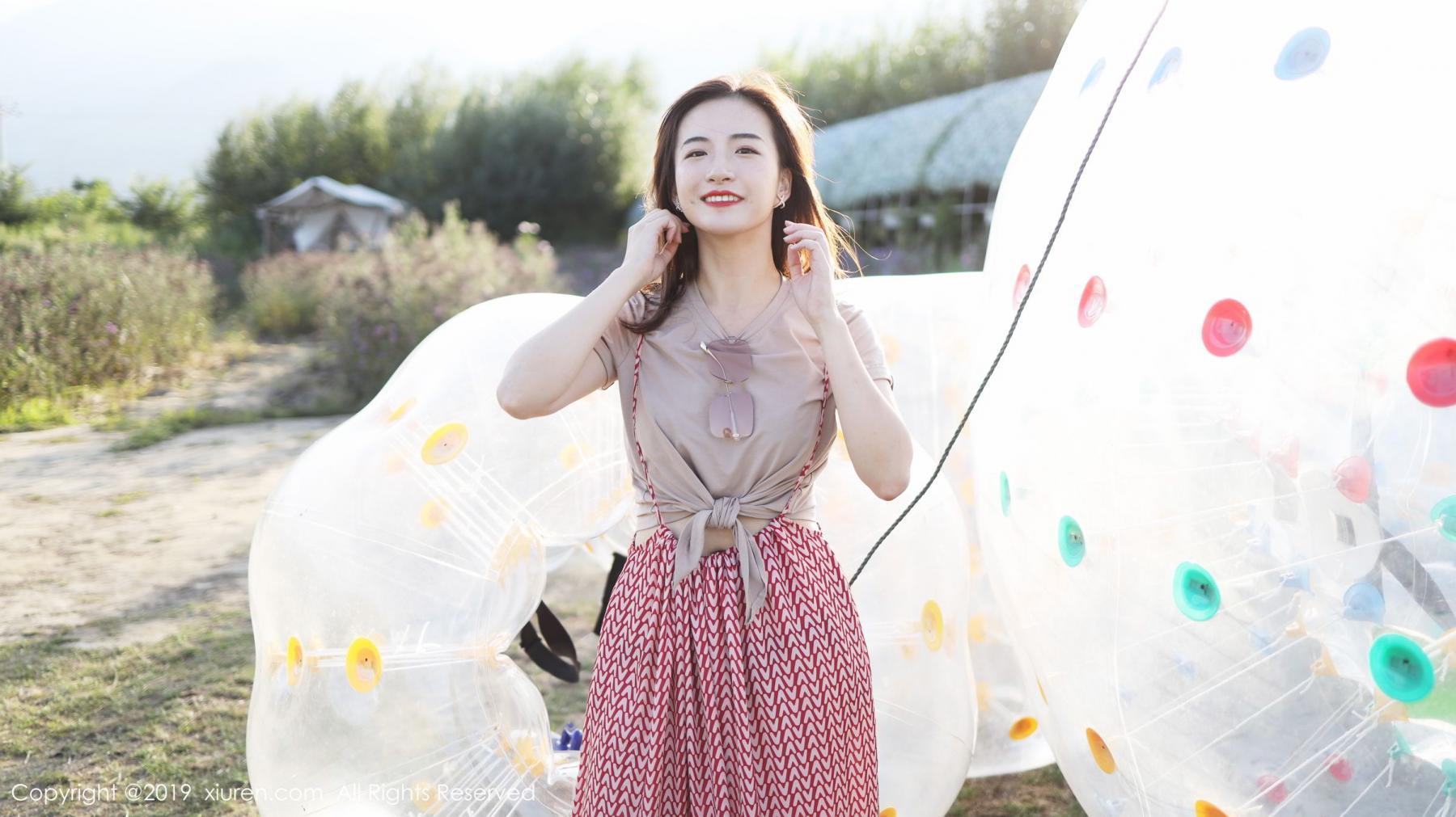 [XiuRen] Vol.1718 Gong Tian Yi 21P, Gong Tian Yi, Outdoor, Temperament, Xiuren