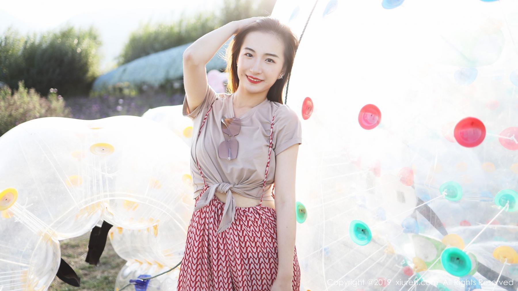 [XiuRen] Vol.1718 Gong Tian Yi 23P, Gong Tian Yi, Outdoor, Temperament, Xiuren