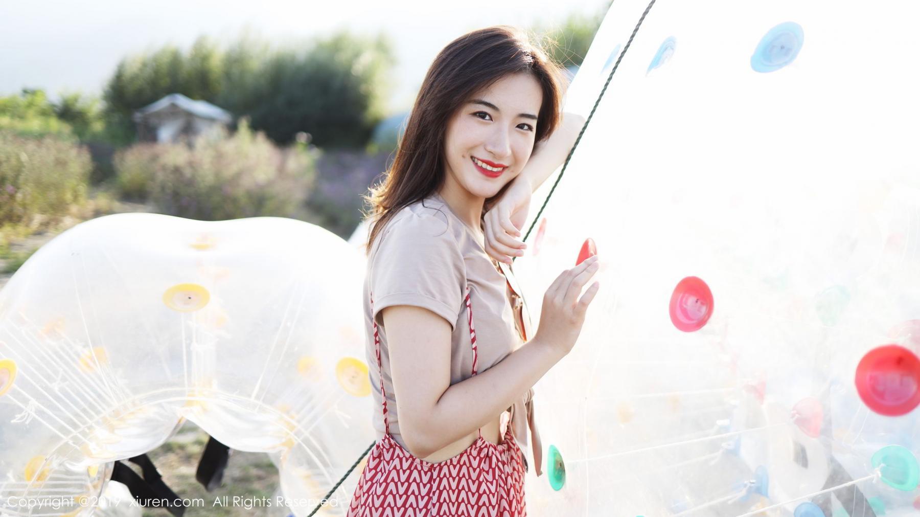 [XiuRen] Vol.1718 Gong Tian Yi 25P, Gong Tian Yi, Outdoor, Temperament, Xiuren
