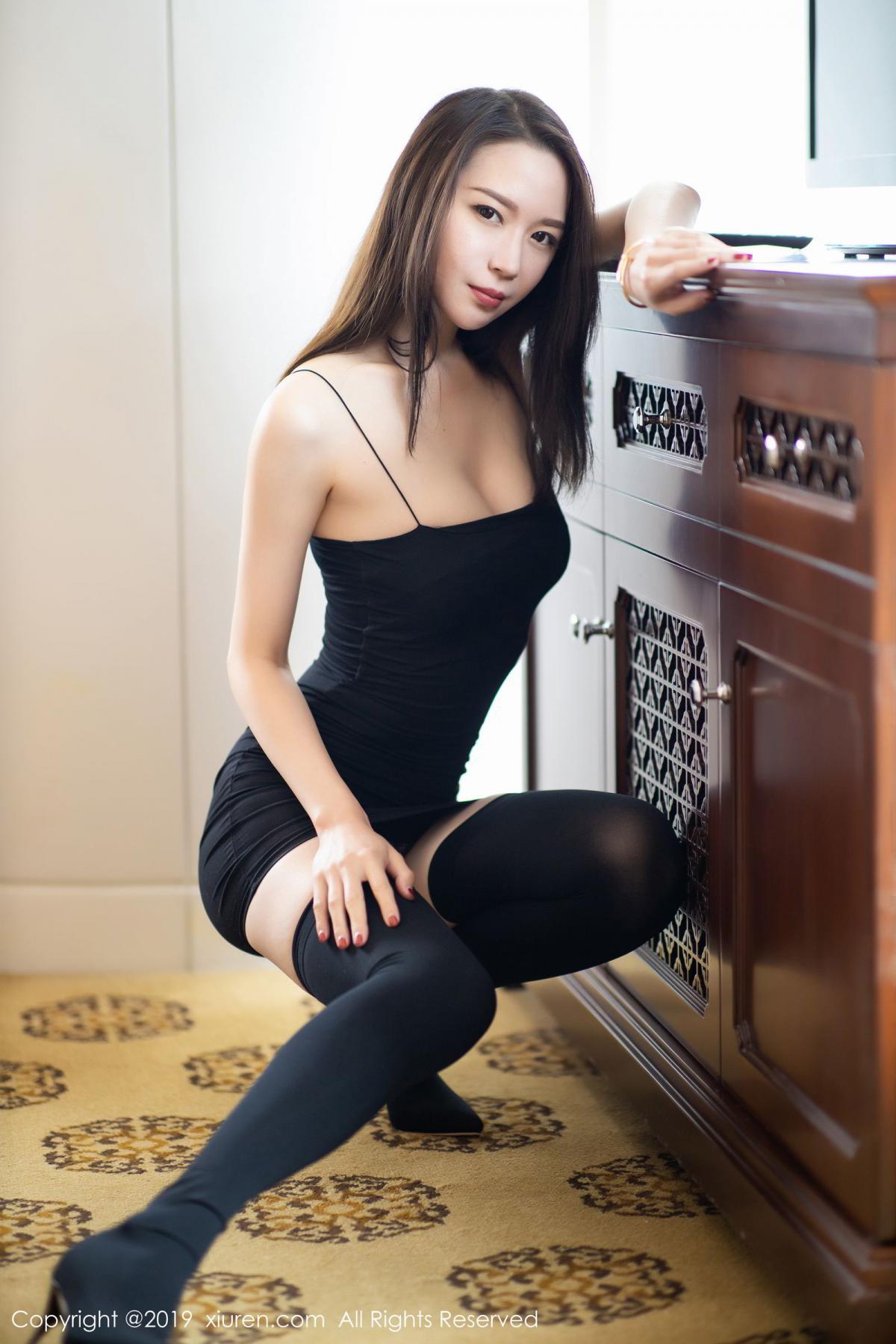 [XiuRen] Vol.1720 Meng Xin Yue 7P, Meng Xin Yue, Tall, Underwear, Xiuren