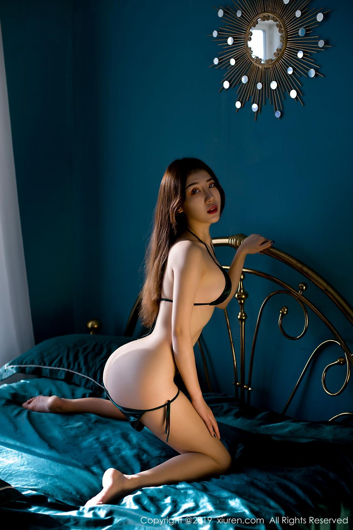 [XiuRen] Vol.1725 Zhi Zhi 2 18P, Underwear, Xiuren, Zhi Zhi