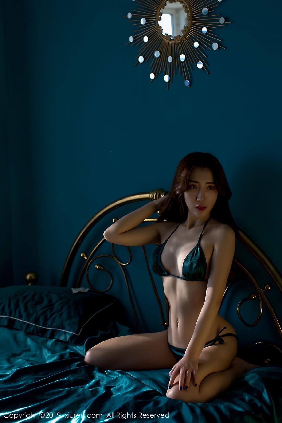 [XiuRen] Vol.1725 Zhi Zhi 2 20P, Underwear, Xiuren, Zhi Zhi