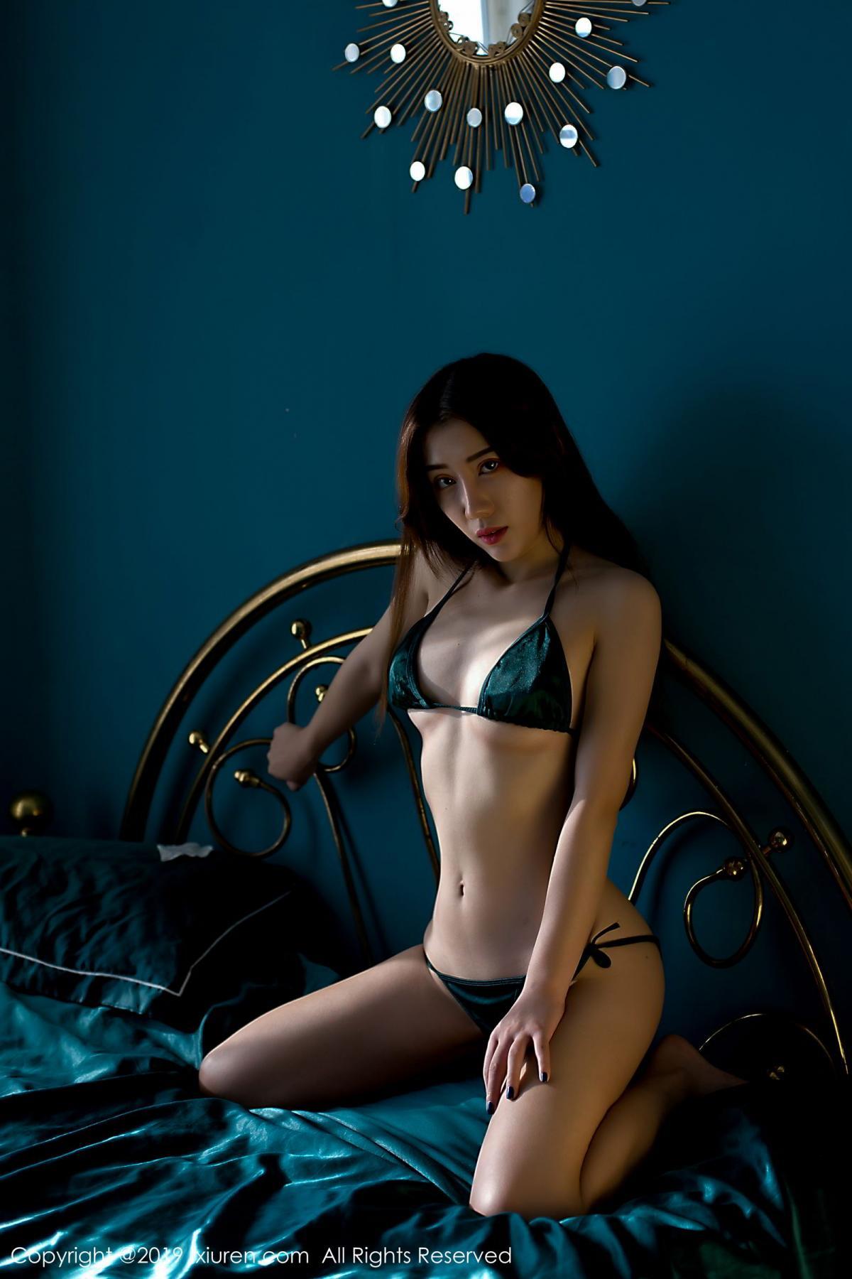 [XiuRen] Vol.1725 Zhi Zhi 2 2P, Underwear, Xiuren, Zhi Zhi
