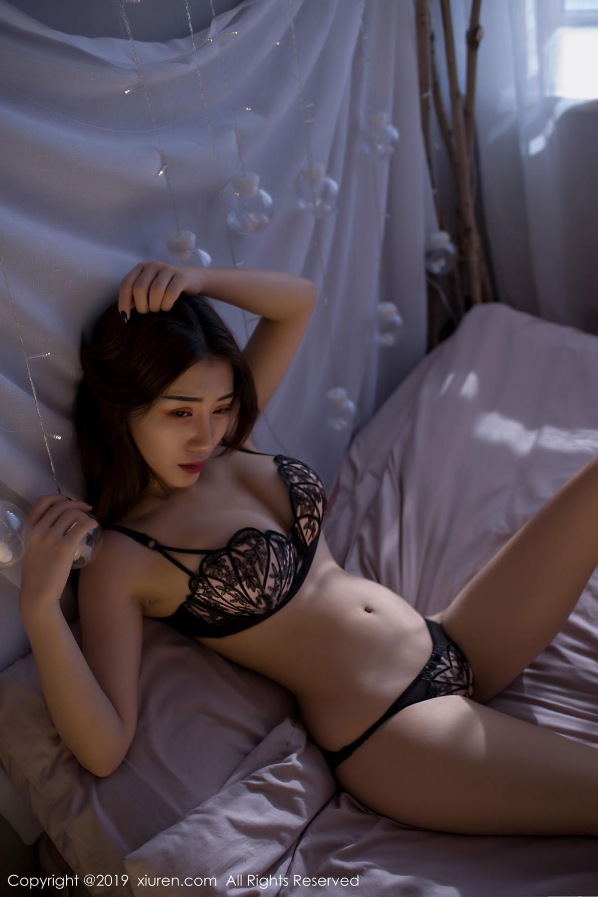 [XiuRen] Vol.1725 Zhi Zhi 2 38P, Underwear, Xiuren, Zhi Zhi