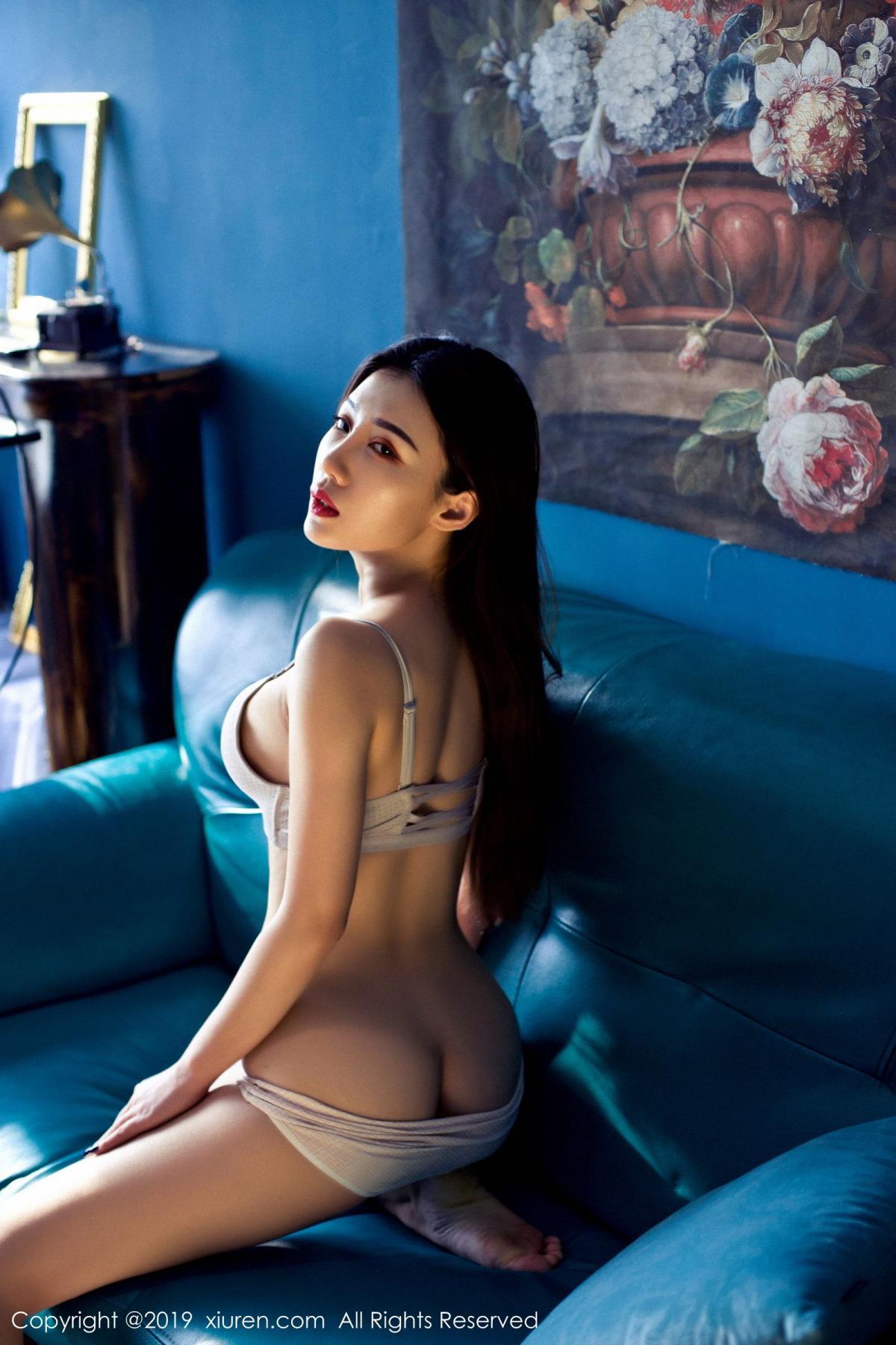 [XiuRen] Vol.1725 Zhi Zhi 2 44P, Underwear, Xiuren, Zhi Zhi