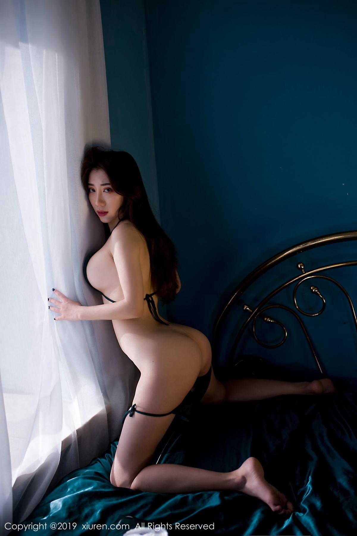 [XiuRen] Vol.1725 Zhi Zhi 2 8P, Underwear, Xiuren, Zhi Zhi