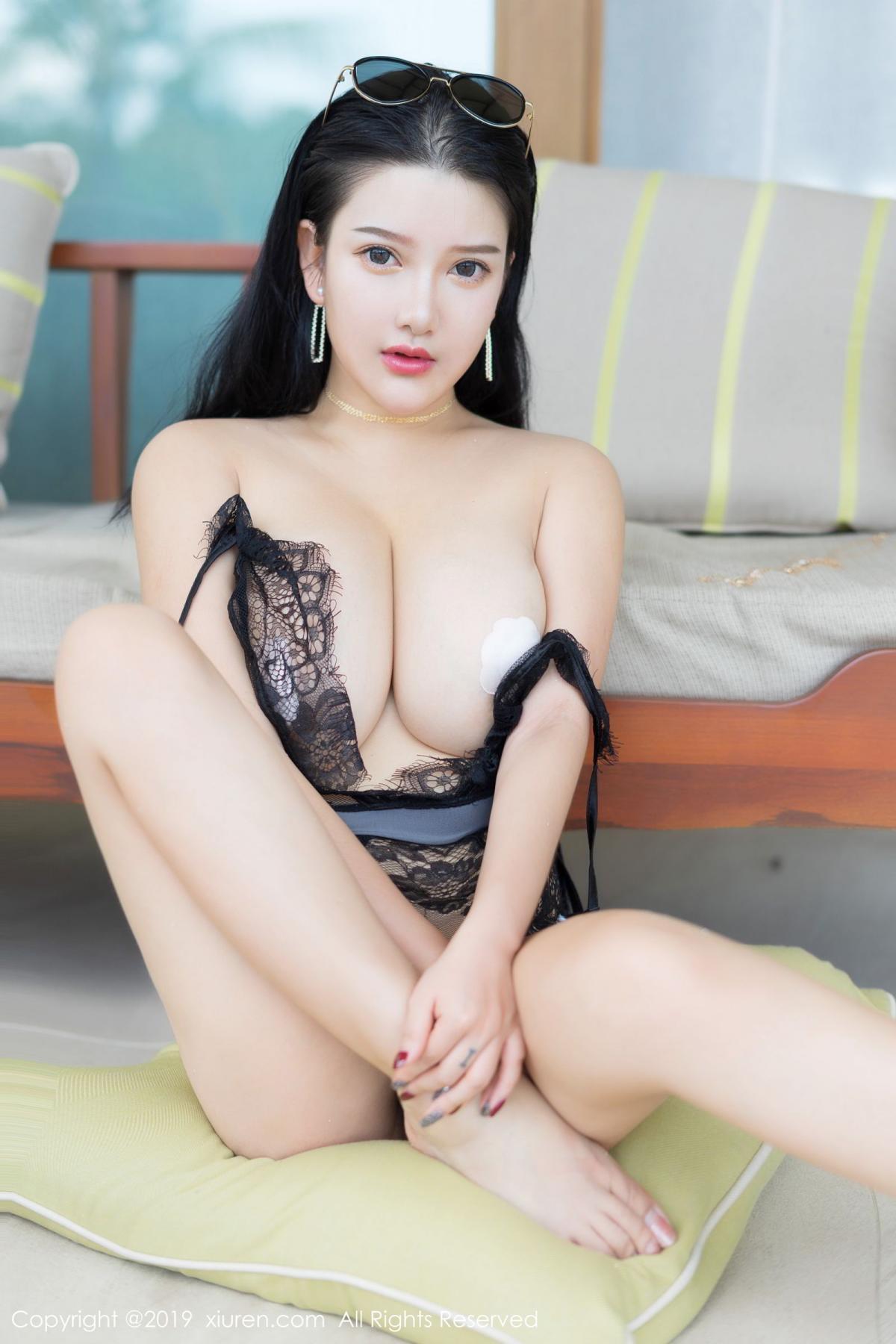 [XiuRen] Vol.1726 Lu Lu Xiao Miao 1P, Lu Lu Xiao Miao, Outdoor, Swim Pool, Xiuren