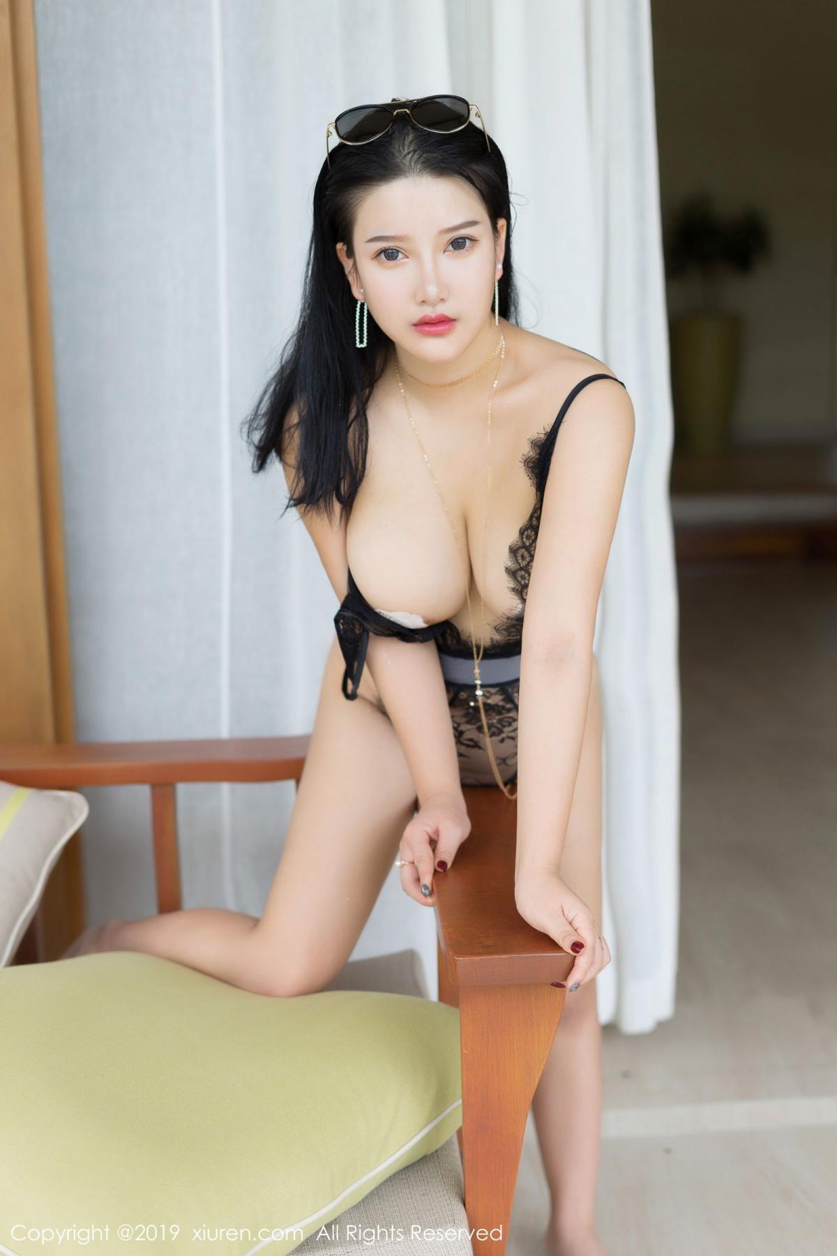 [XiuRen] Vol.1726 Lu Lu Xiao Miao 41P, Lu Lu Xiao Miao, Outdoor, Swim Pool, Xiuren