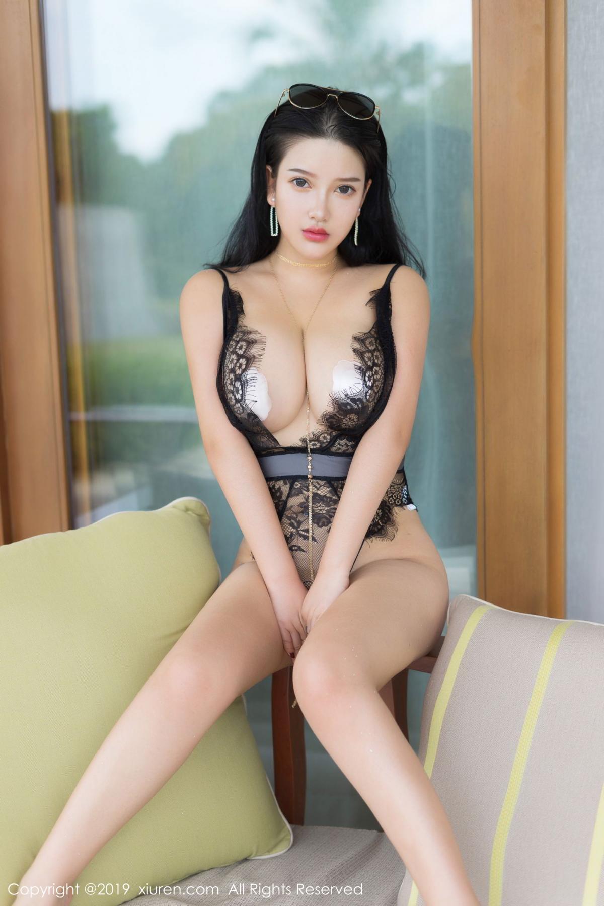 [XiuRen] Vol.1726 Lu Lu Xiao Miao 43P, Lu Lu Xiao Miao, Outdoor, Swim Pool, Xiuren