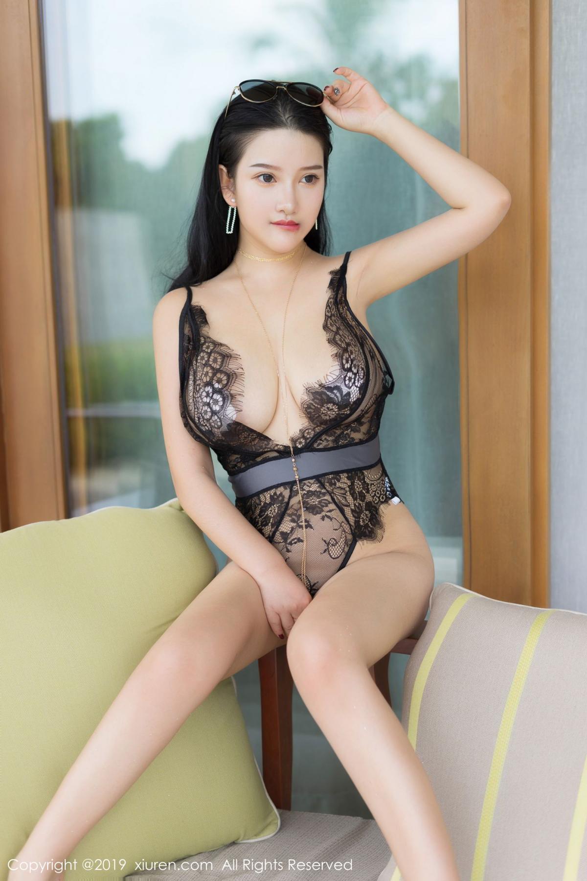 [XiuRen] Vol.1726 Lu Lu Xiao Miao 44P, Lu Lu Xiao Miao, Outdoor, Swim Pool, Xiuren
