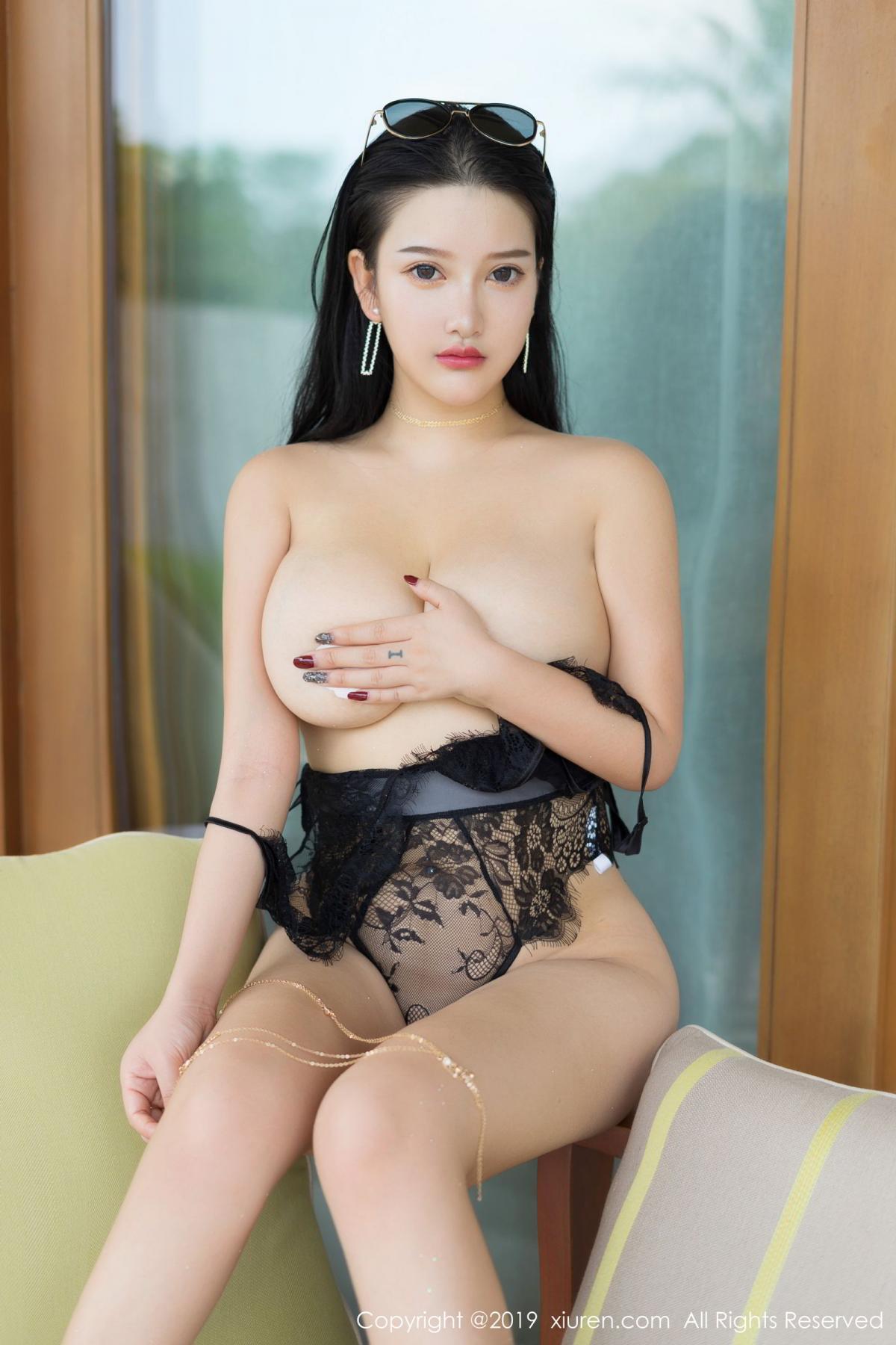 [XiuRen] Vol.1726 Lu Lu Xiao Miao 45P, Lu Lu Xiao Miao, Outdoor, Swim Pool, Xiuren