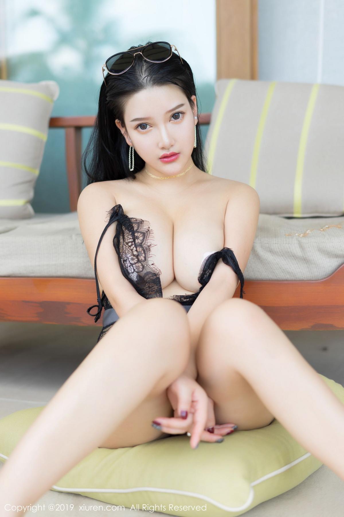 [XiuRen] Vol.1726 Lu Lu Xiao Miao 47P, Lu Lu Xiao Miao, Outdoor, Swim Pool, Xiuren