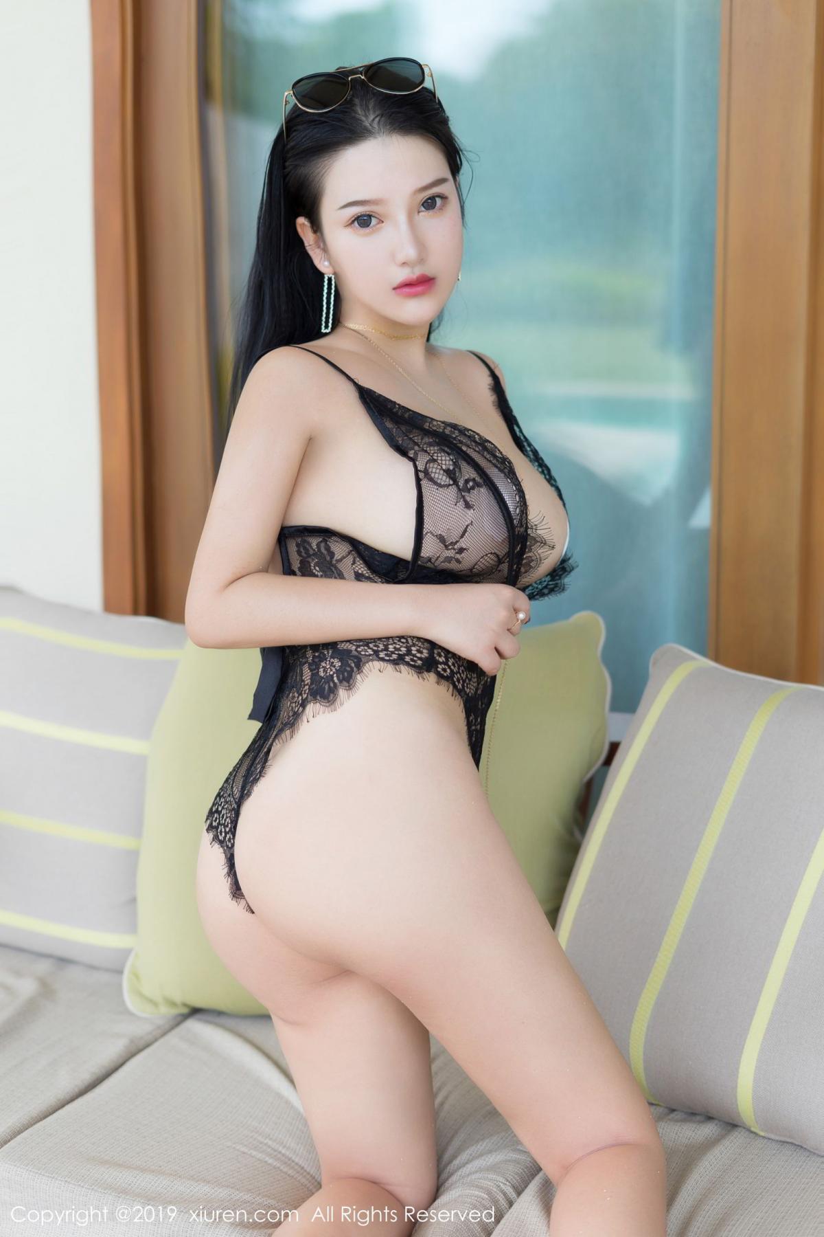 [XiuRen] Vol.1726 Lu Lu Xiao Miao 4P, Lu Lu Xiao Miao, Outdoor, Swim Pool, Xiuren