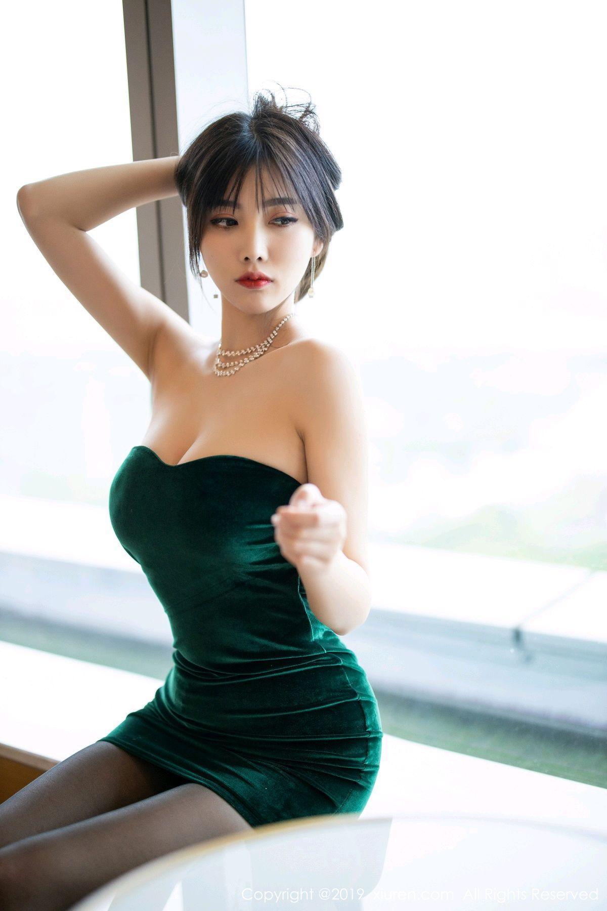 [XiuRen] Vol.1731 Yang Chen Chen 71P, Tall, Xiuren, Yang Chen Chen