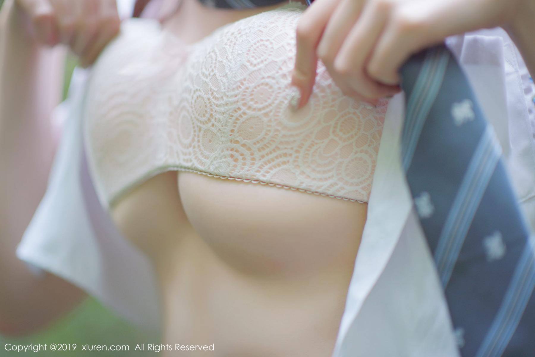 [XiuRen] Vol.1733 Shen Meng Yao 48P, Outdoor, Shen Meng Yao, Underwear, Xiuren