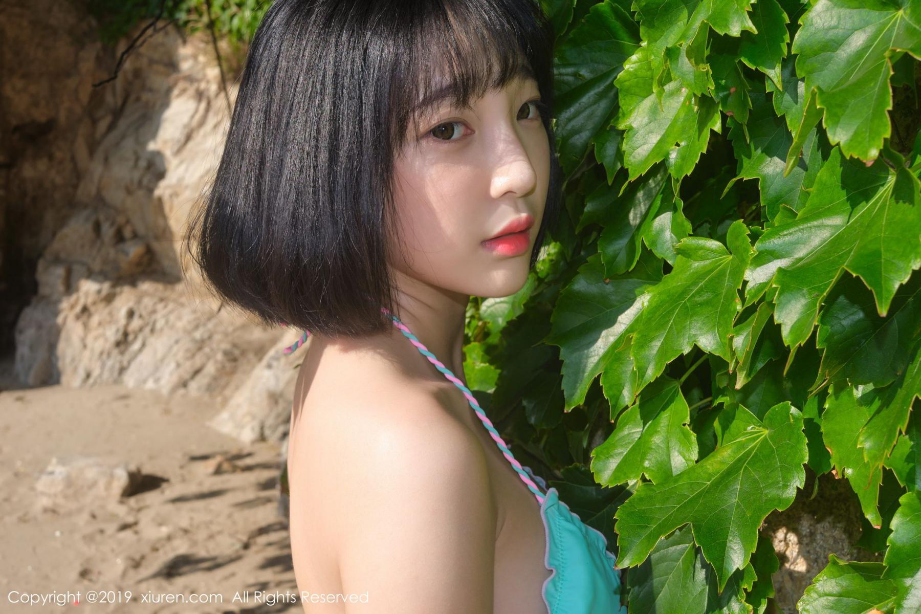 [XiuRen] Vol.1734 Model Qing Qing 39P, Bikini, Kang In Kyung, Xiuren