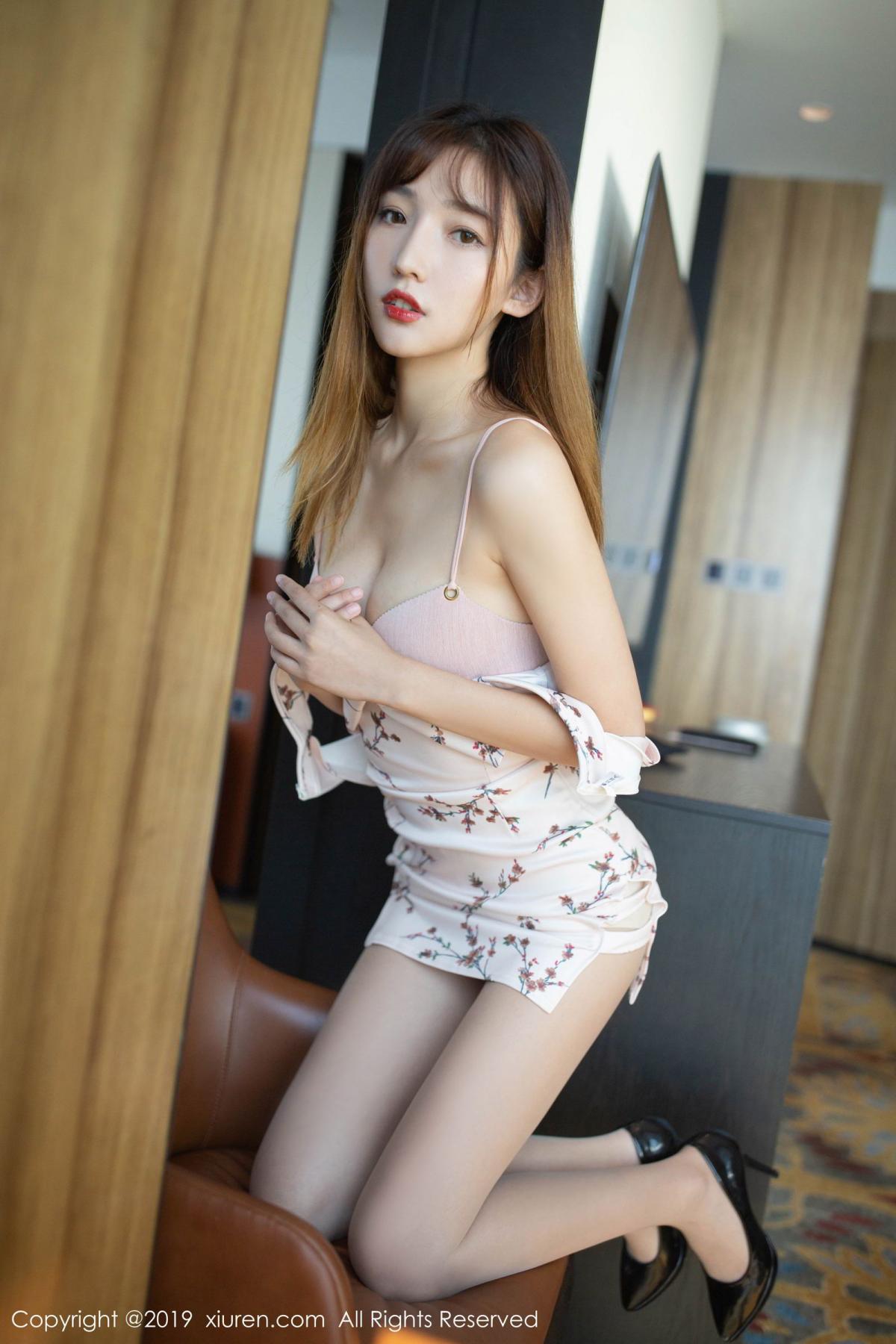 [XiuRen] Vol.1737 Lu Xuan Xuan 2 26P, Cheongsam, Lu Xuan Xuan, Underwear, Xiuren