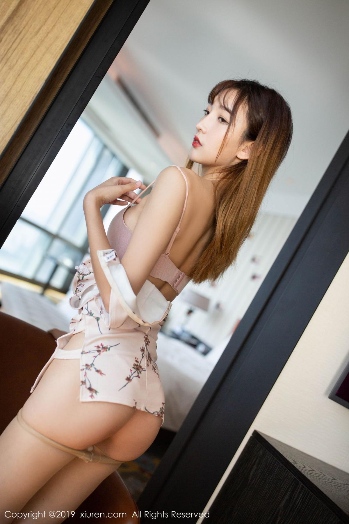 [XiuRen] Vol.1737 Lu Xuan Xuan 2 32P, Cheongsam, Lu Xuan Xuan, Underwear, Xiuren