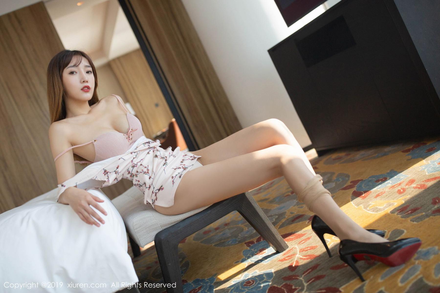 [XiuRen] Vol.1737 Lu Xuan Xuan 2 52P, Cheongsam, Lu Xuan Xuan, Underwear, Xiuren