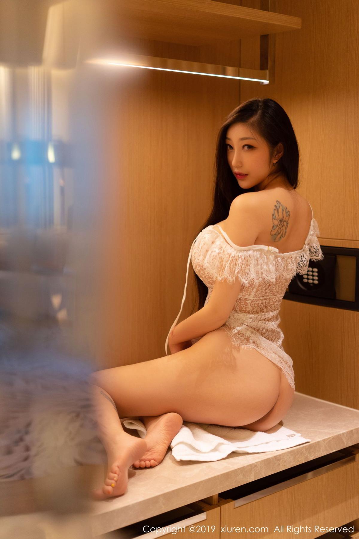 [XiuRen] Vol.1740 Da Ji Toxic 20P, Da Ji Toxic, Underwear, Xiuren