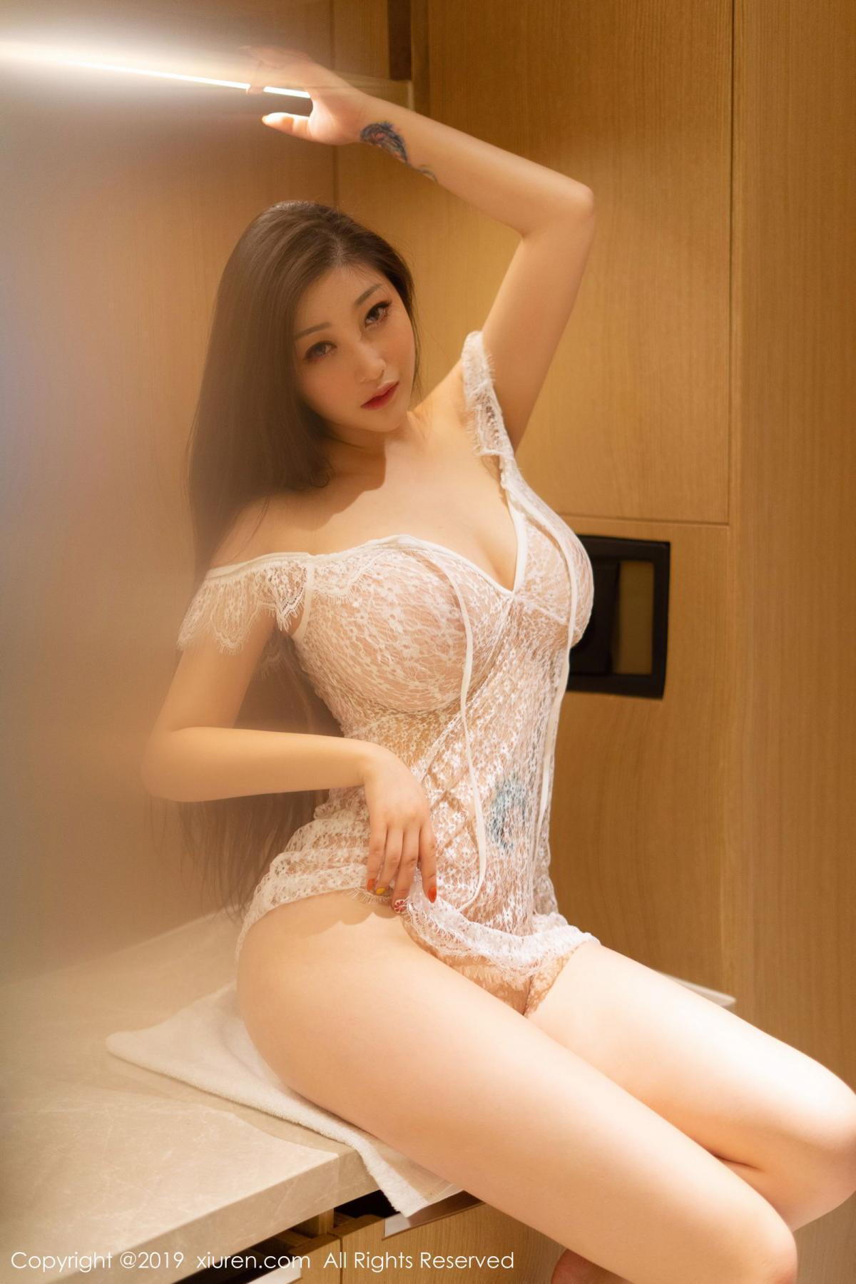 [XiuRen] Vol.1740 Da Ji Toxic 35P, Da Ji Toxic, Underwear, Xiuren