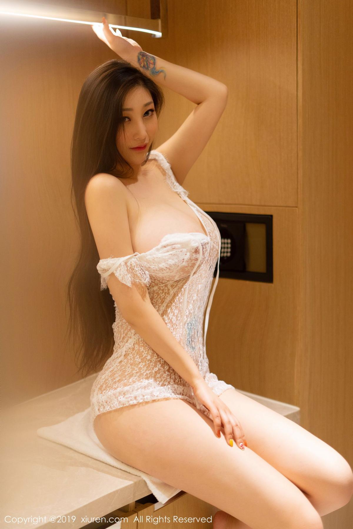 [XiuRen] Vol.1740 Da Ji Toxic 37P, Da Ji Toxic, Underwear, Xiuren