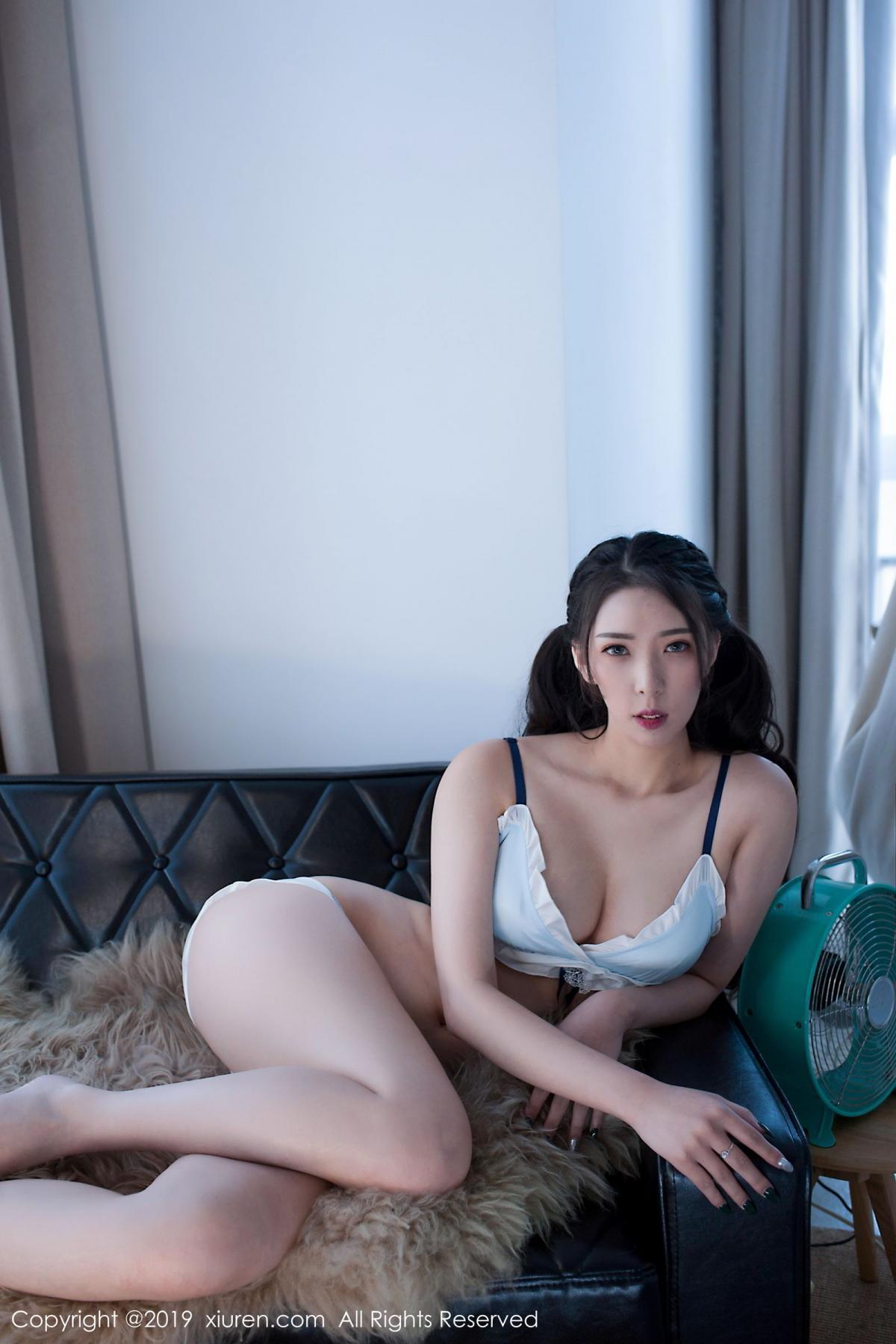 [XiuRen] Vol.1741 Liang Ren Fei Ai Ren 12P, Liang Ren Fei Ai Ren, Underwear, Xiuren
