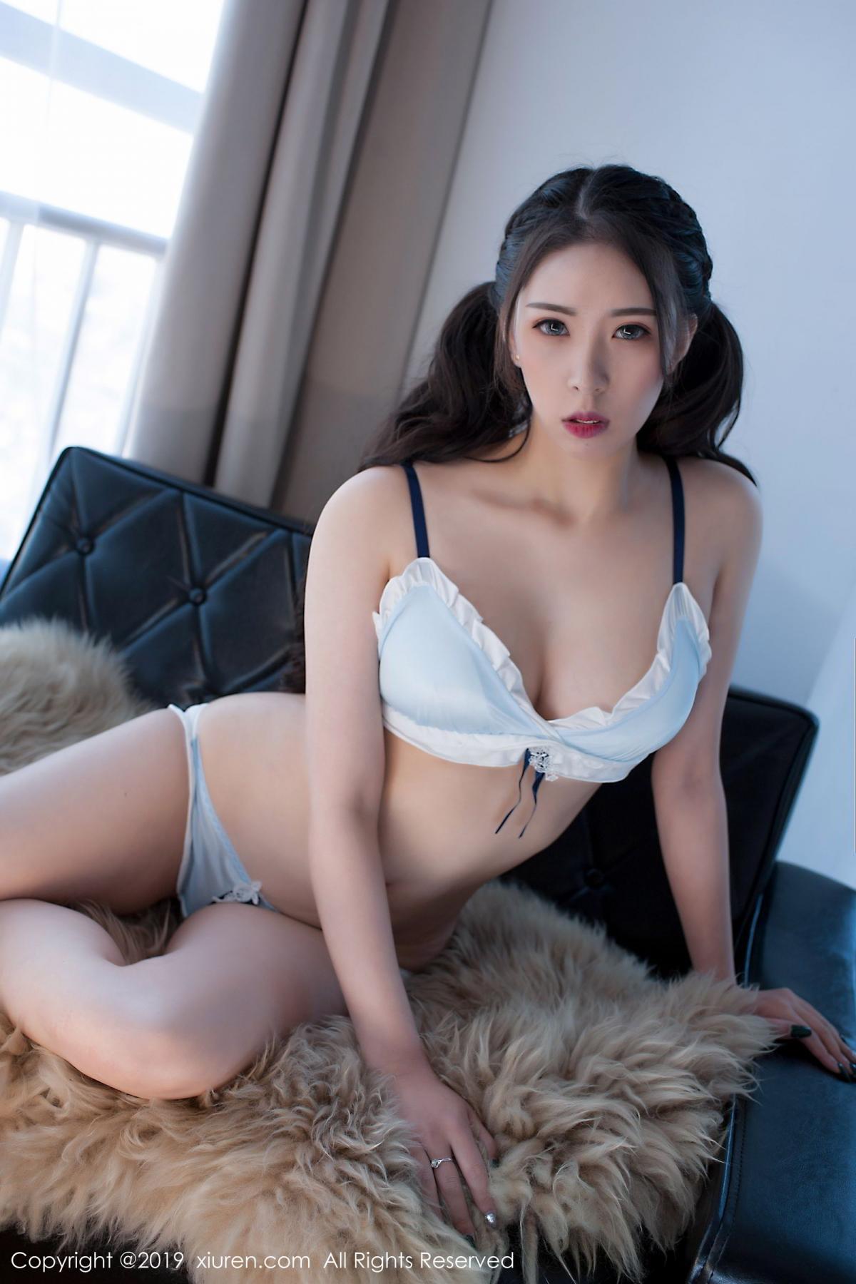 [XiuRen] Vol.1741 Liang Ren Fei Ai Ren 18P, Liang Ren Fei Ai Ren, Underwear, Xiuren