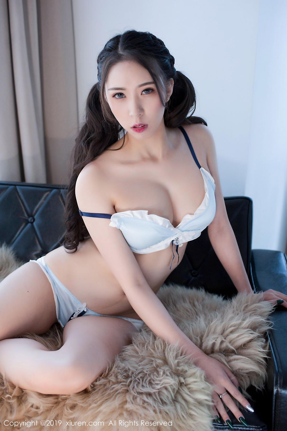 [XiuRen] Vol.1741 Liang Ren Fei Ai Ren 19P, Liang Ren Fei Ai Ren, Underwear, Xiuren