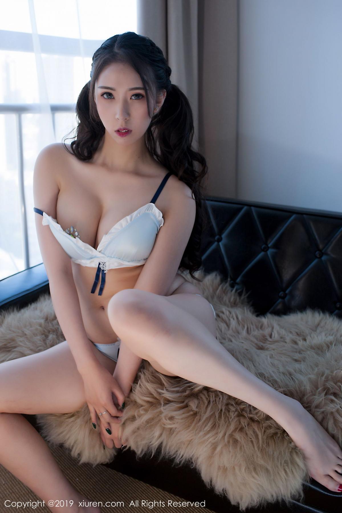 [XiuRen] Vol.1741 Liang Ren Fei Ai Ren 24P, Liang Ren Fei Ai Ren, Underwear, Xiuren