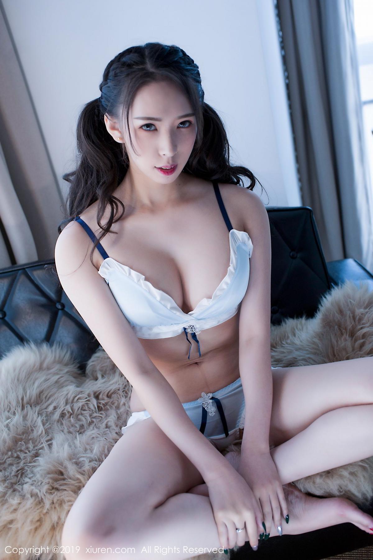 [XiuRen] Vol.1741 Liang Ren Fei Ai Ren 6P, Liang Ren Fei Ai Ren, Underwear, Xiuren