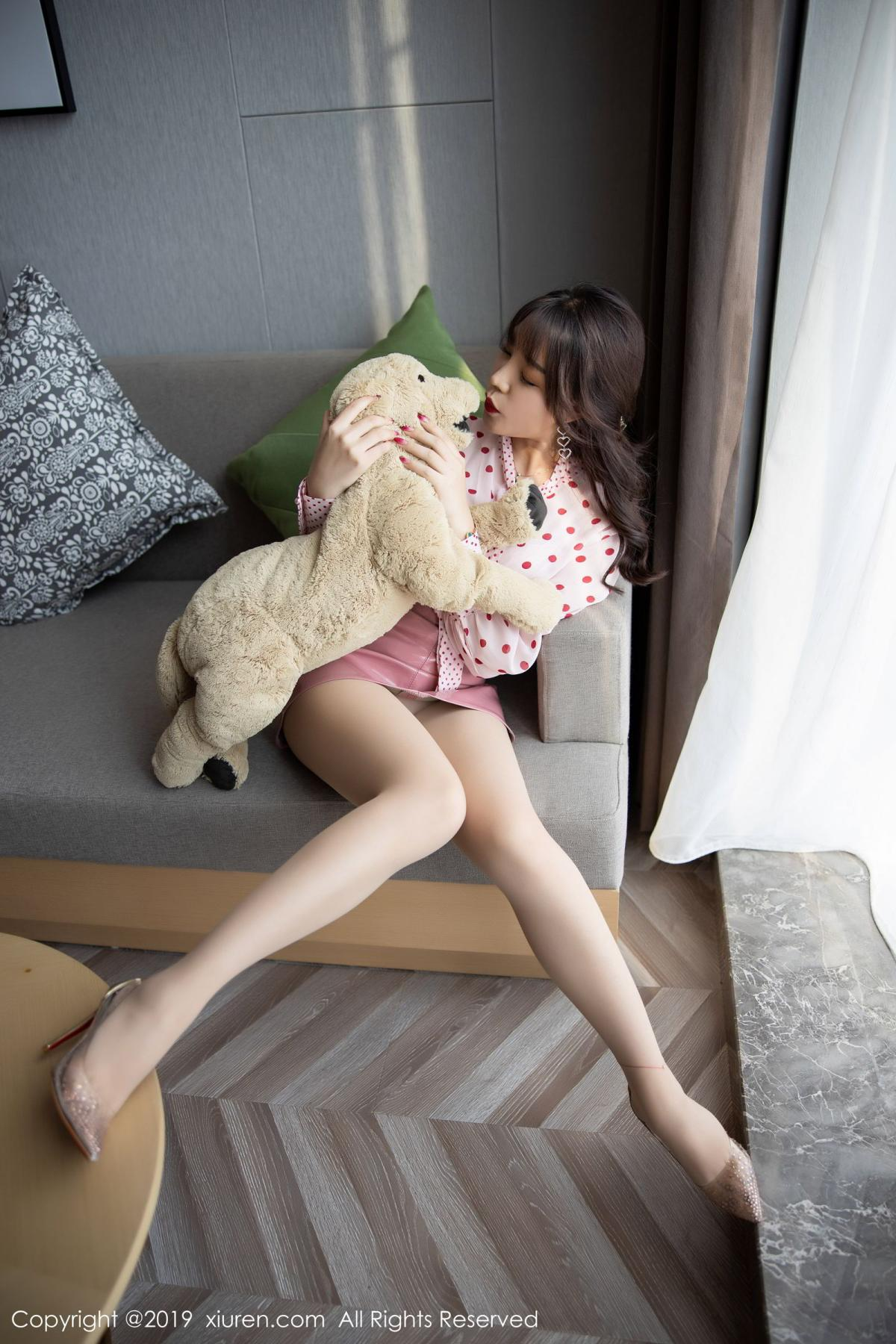 [XiuRen] Vol.1742 Chen Zhi 16P, Chen Zhi, Tall, Underwear, Xiuren