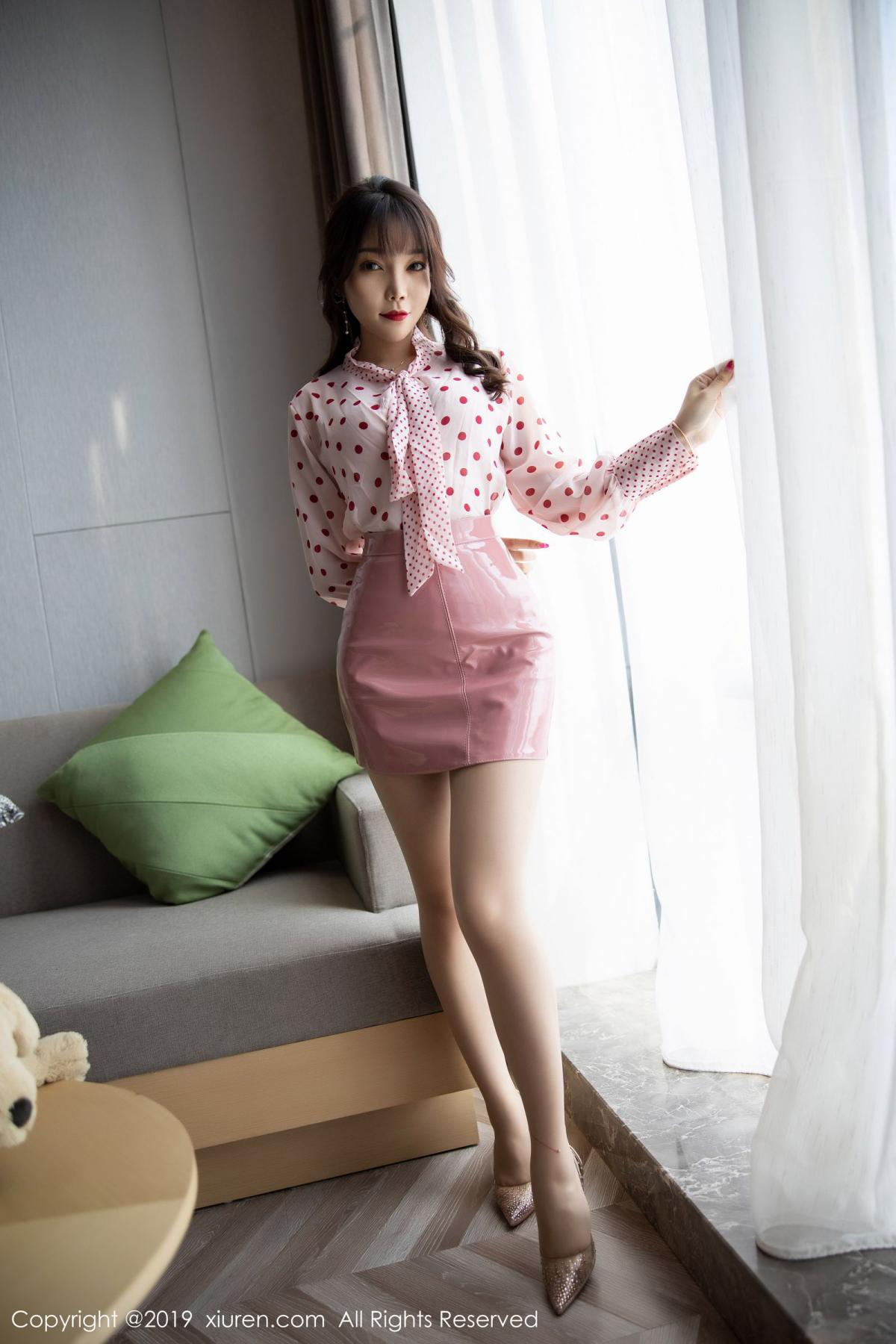 [XiuRen] Vol.1742 Chen Zhi 3P, Chen Zhi, Tall, Underwear, Xiuren