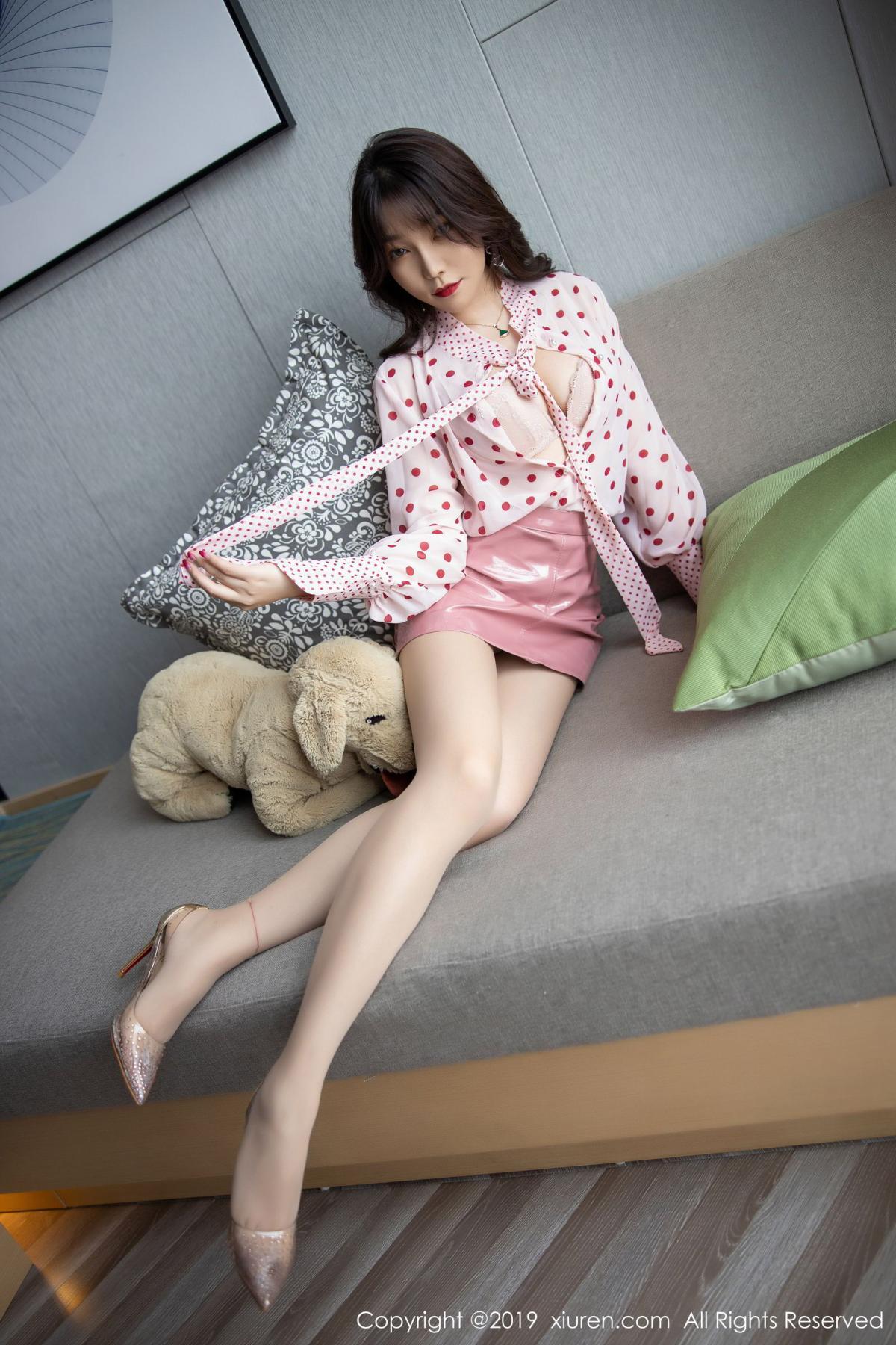 [XiuRen] Vol.1742 Chen Zhi 48P, Chen Zhi, Tall, Underwear, Xiuren