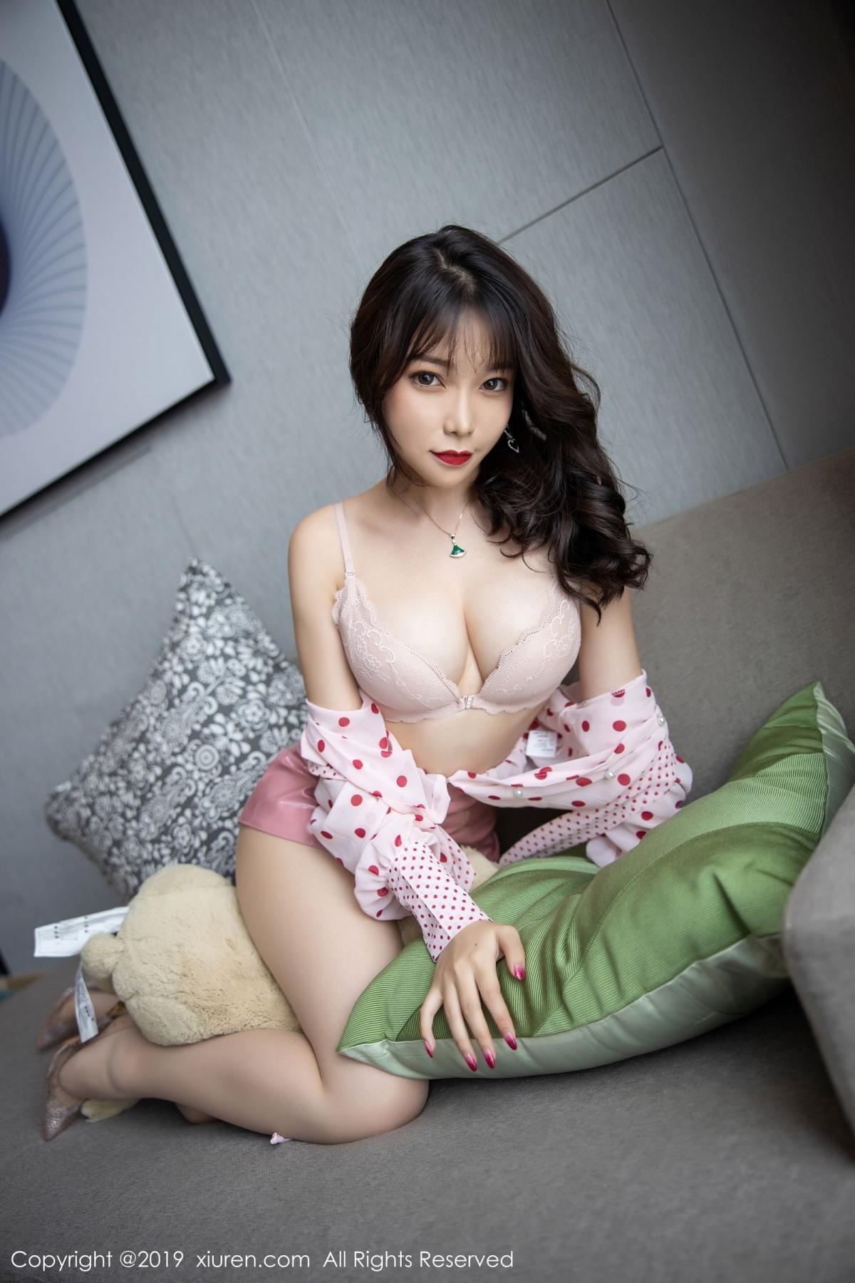 [XiuRen] Vol.1742 Chen Zhi 53P, Chen Zhi, Tall, Underwear, Xiuren