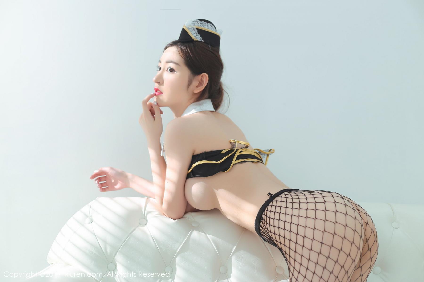 [XiuRen] Vol.1754 Shen Meng Yao 28P, Shen Meng Yao, Stewardess, Tall, Xiuren