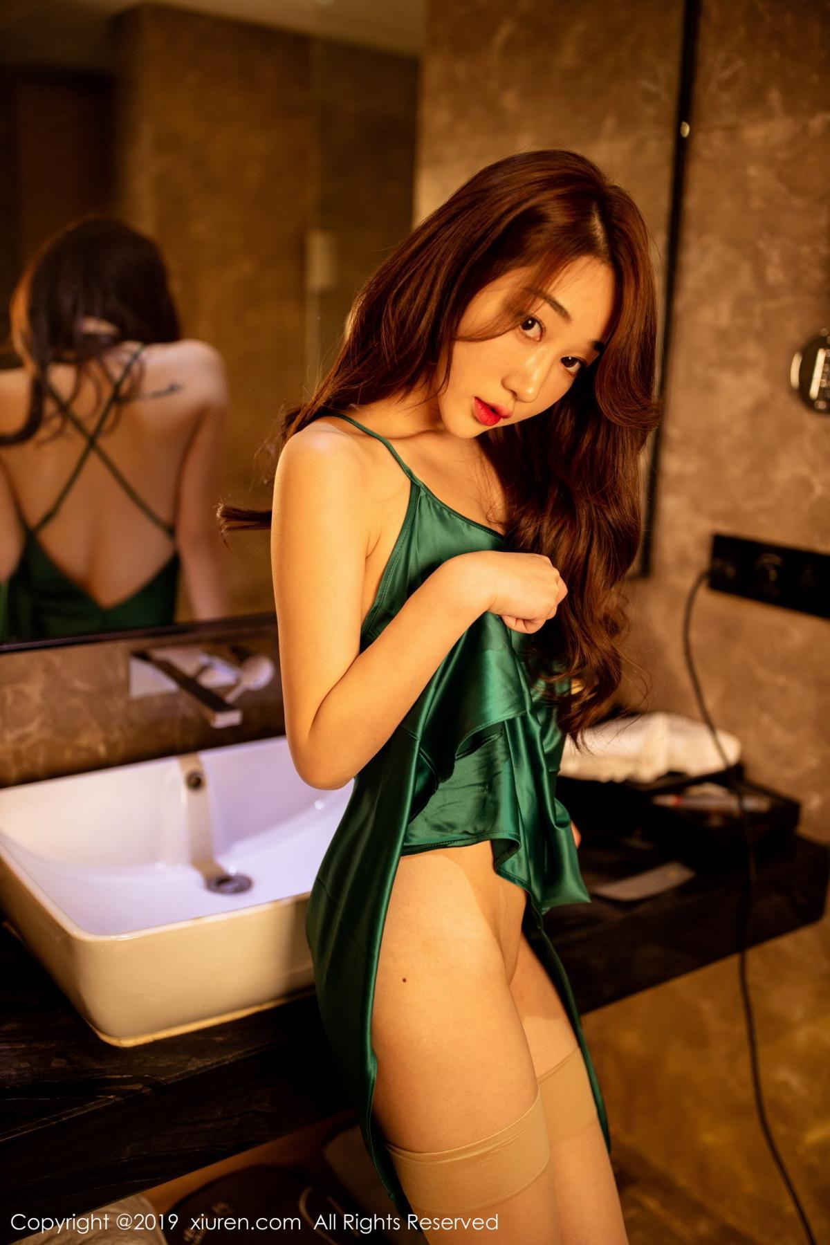 [XiuRen] Vol.1756 Xiao Jiu Yue 33P, Tall, Xiao Jiu Yue, Xiuren