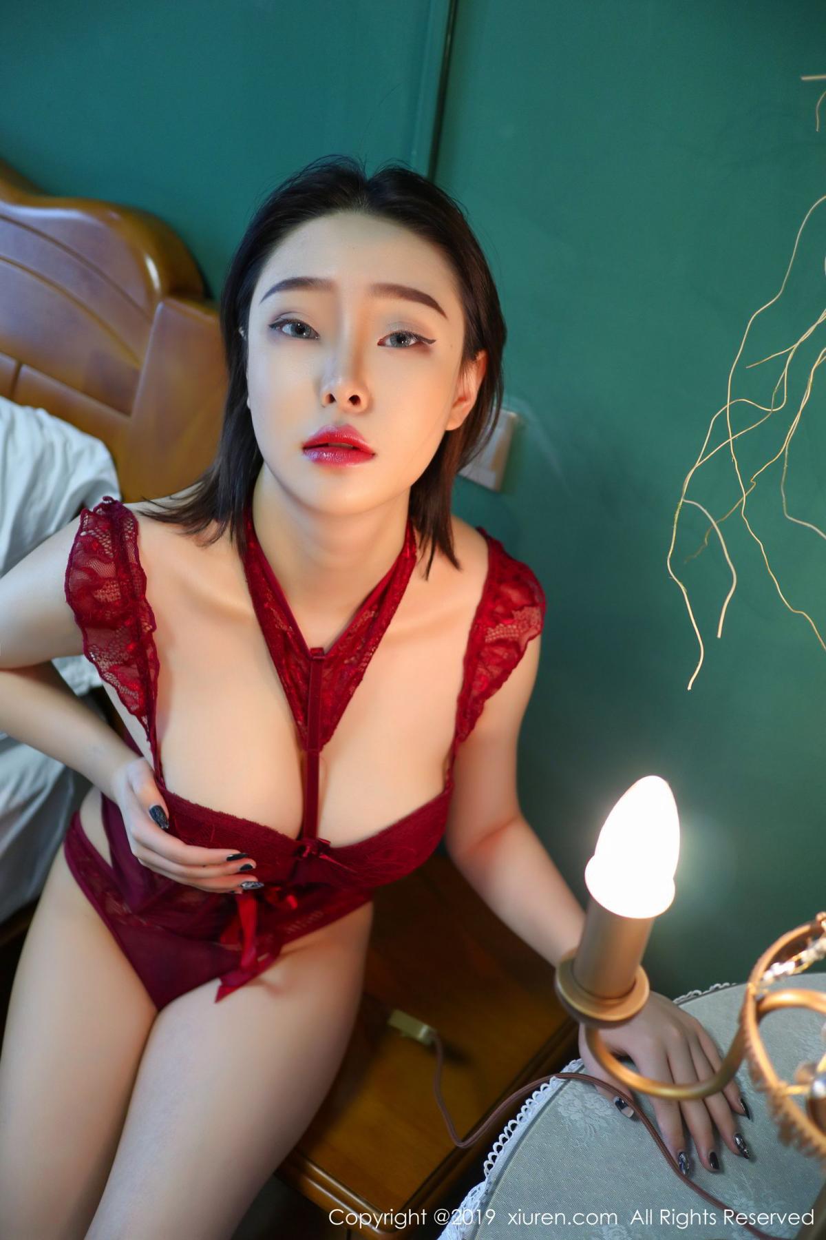 [XiuRen] Vol.1765 Yao A Yao De Yao 3P, Cool, Underwear, Xiuren, Yao A Yao De Yao