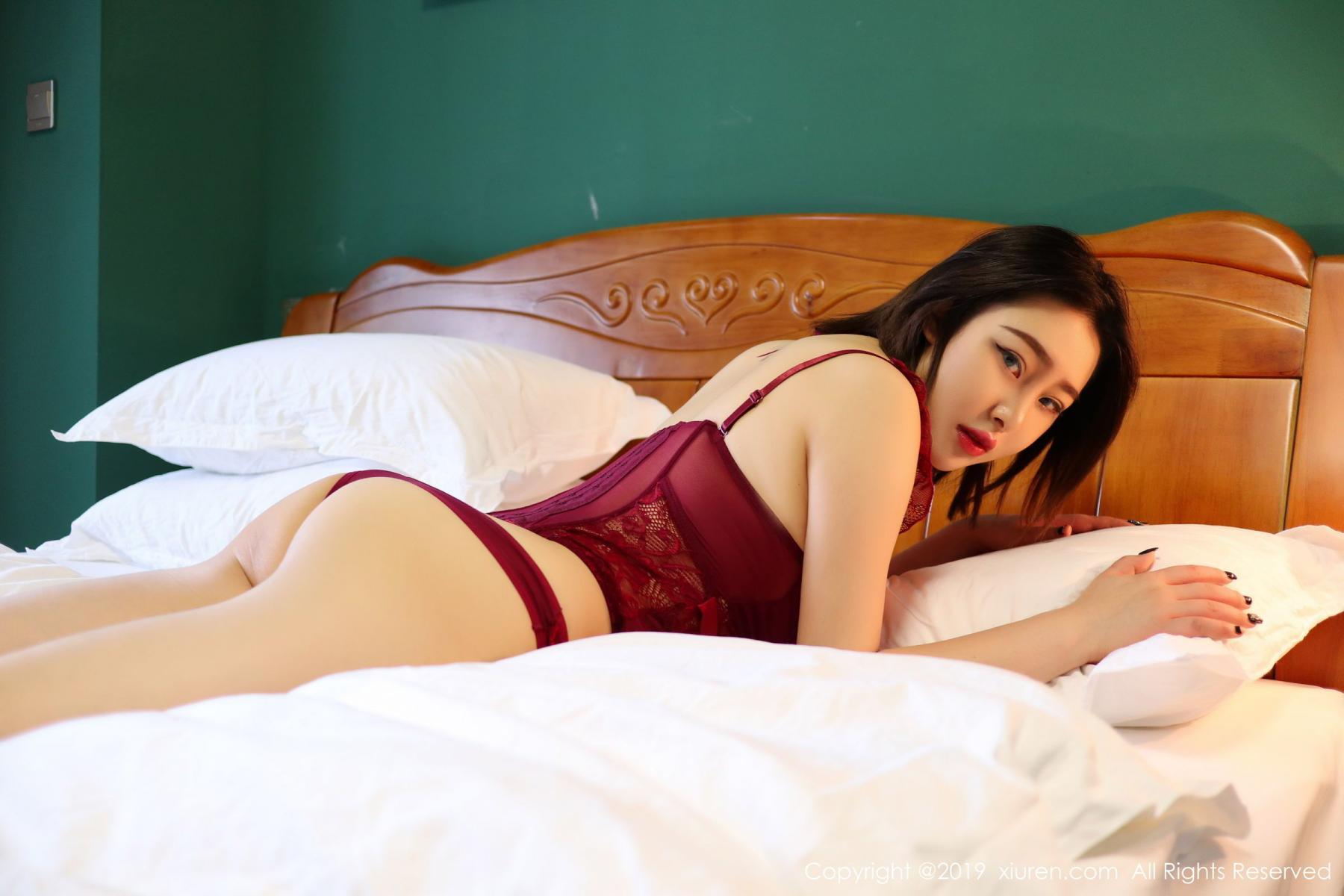 [XiuRen] Vol.1765 Yao A Yao De Yao 9P, Cool, Underwear, Xiuren, Yao A Yao De Yao