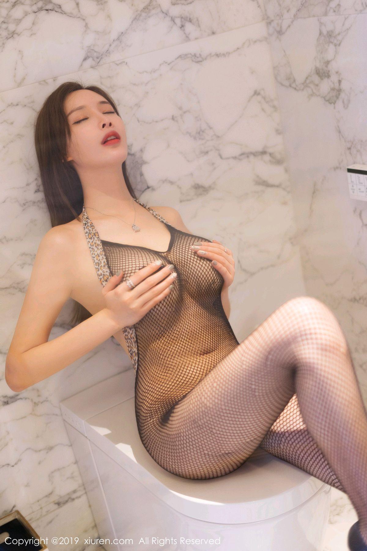 [XiuRen] Vol.1767 Zhou Yan Xi 18P, Underwear, Wild, Xiuren, Zhou Yan Xi
