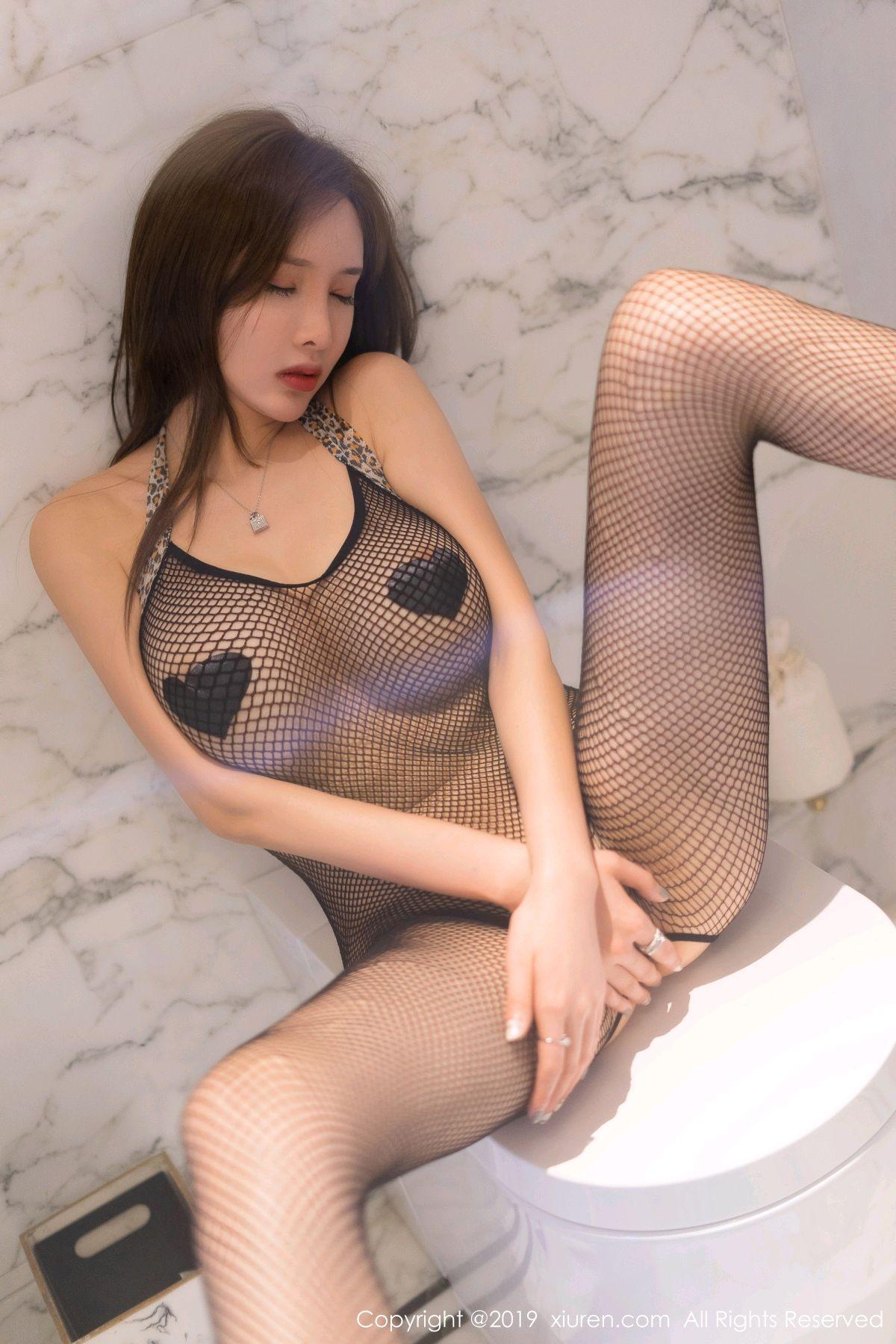 [XiuRen] Vol.1767 Zhou Yan Xi 7P, Underwear, Wild, Xiuren, Zhou Yan Xi