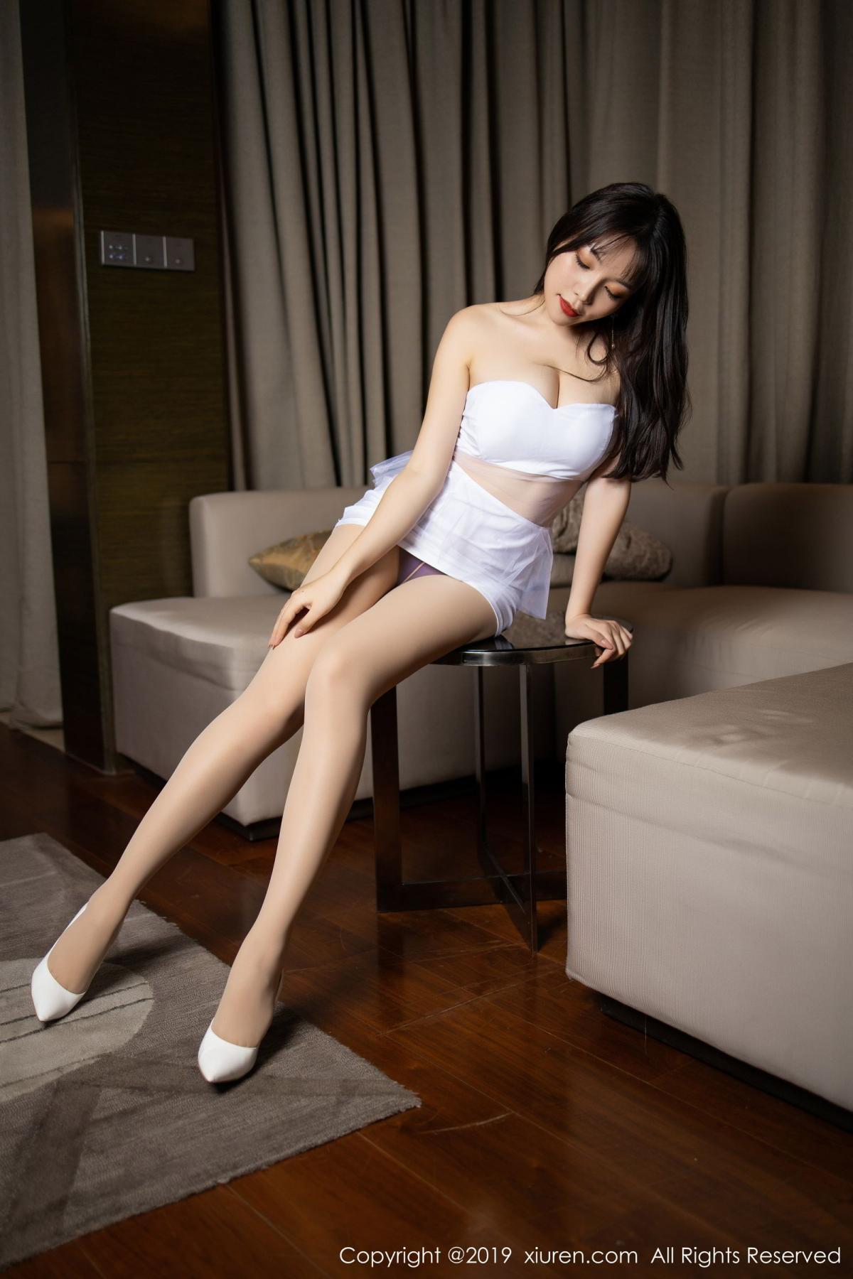 [XiuRen] Vol.1770 Chen Zhi 19P, Big Booty, Chen Zhi, Tall, Xiuren