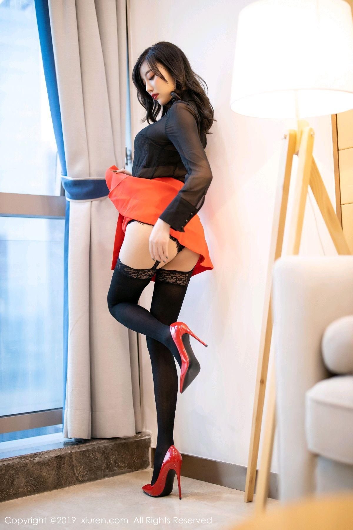 [XiuRen] Vol.1778 Yang Chen Chen 17P, Underwear, Xiuren, Yang Chen Chen