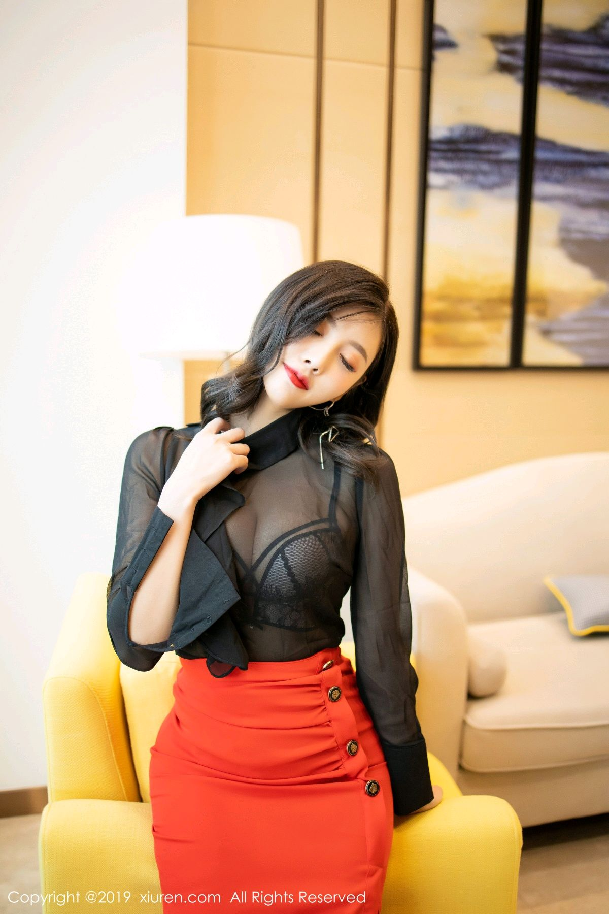[XiuRen] Vol.1778 Yang Chen Chen 55P, Underwear, Xiuren, Yang Chen Chen
