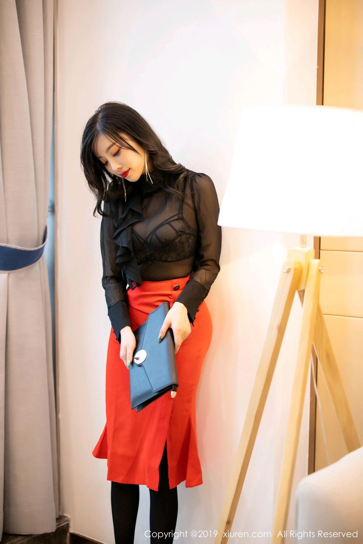 [XiuRen] Vol.1778 Yang Chen Chen 7P, Underwear, Xiuren, Yang Chen Chen